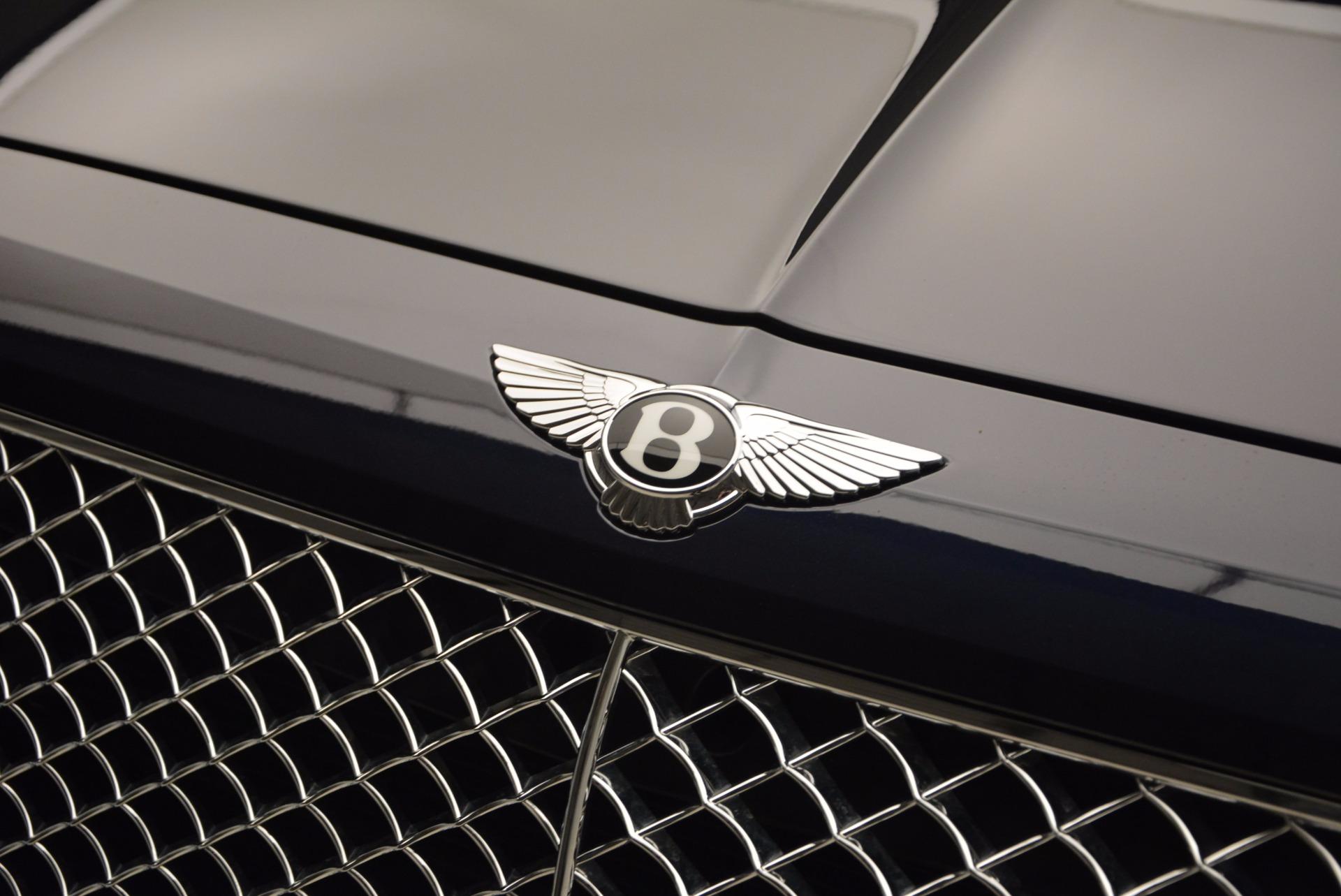Used 2017 Bentley Bentayga W12 For Sale In Westport, CT 1077_p15
