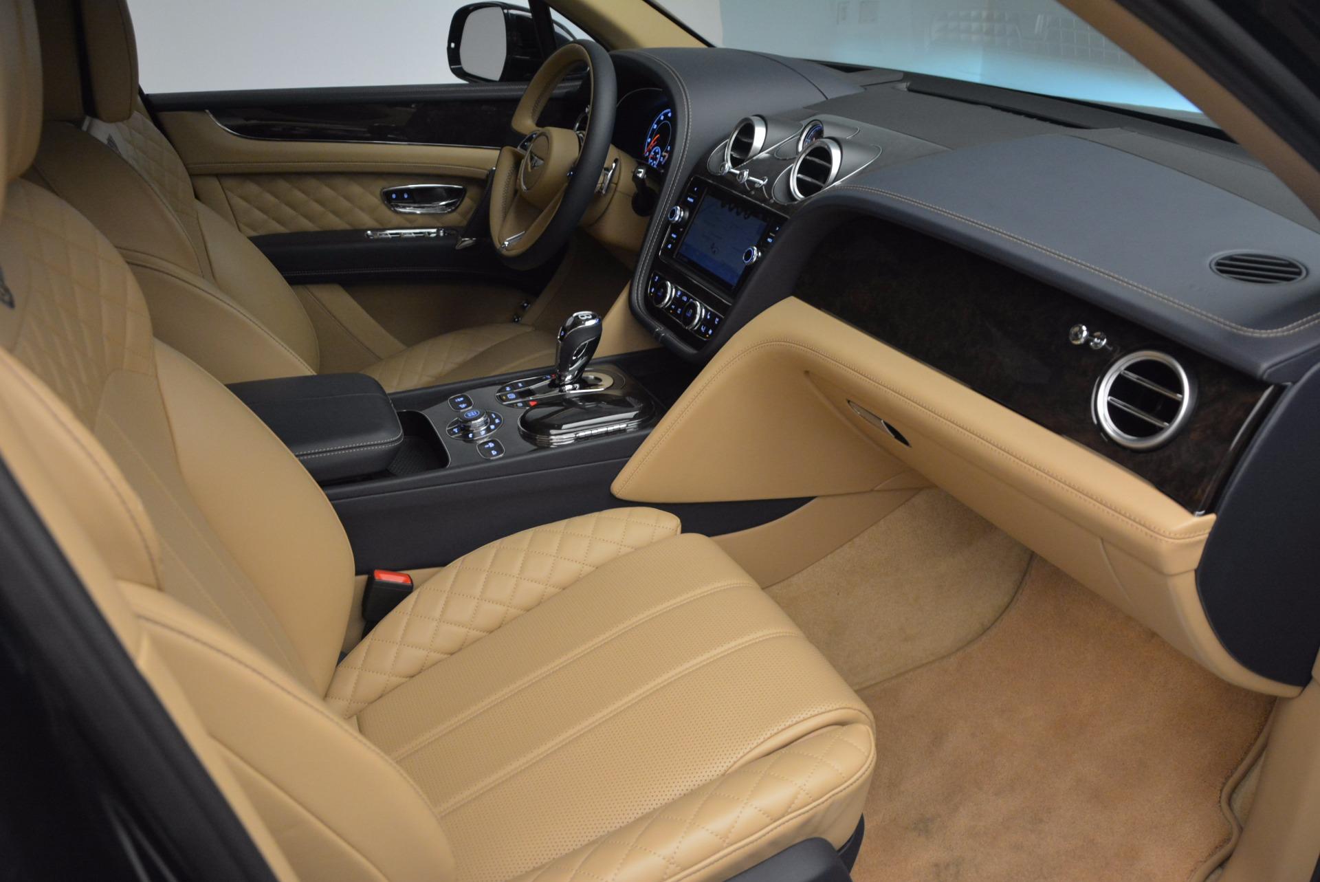 Used 2017 Bentley Bentayga W12 For Sale In Westport, CT 1077_p27