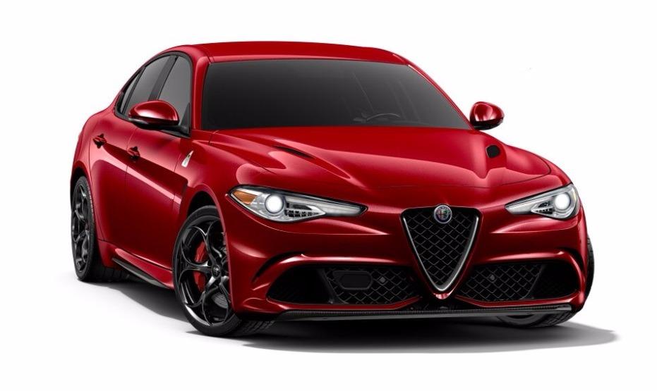 New 2017 Alfa Romeo Giulia Quadrifoglio For Sale In Westport, CT 1078_main