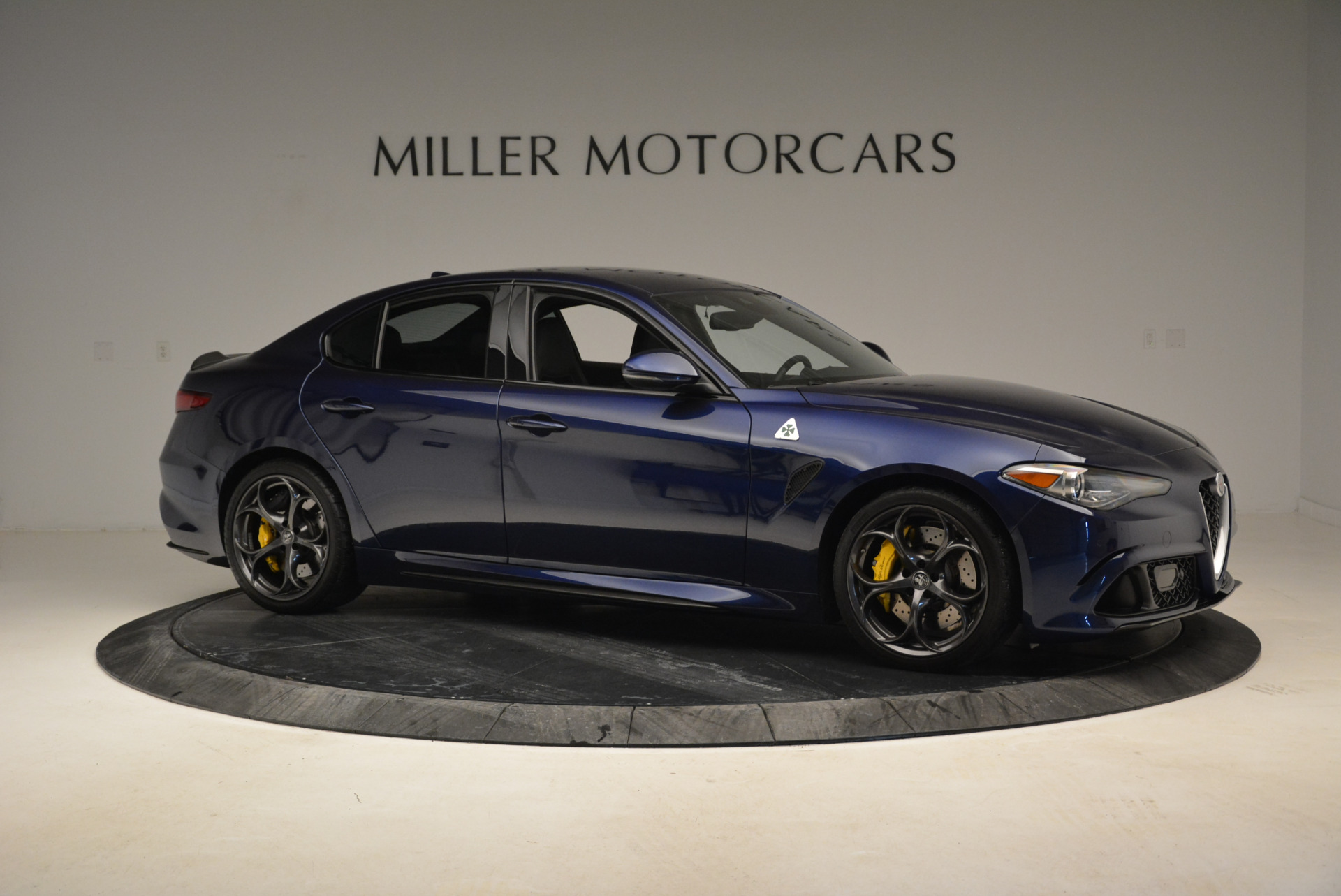 Used 2017 Alfa Romeo Giulia Quadrifoglio For Sale In Westport, CT 1079_p10