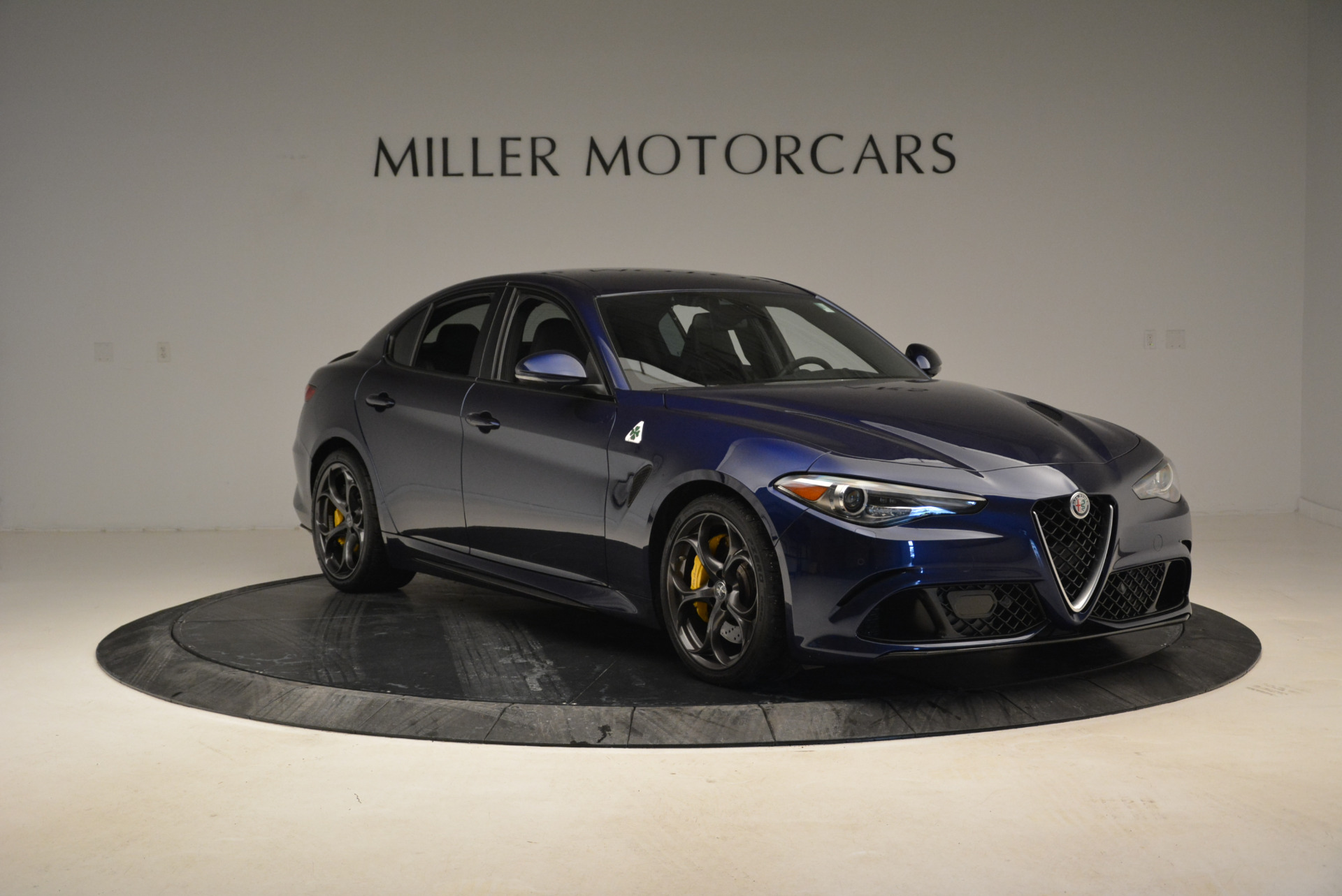 Used 2017 Alfa Romeo Giulia Quadrifoglio For Sale In Westport, CT 1079_p11