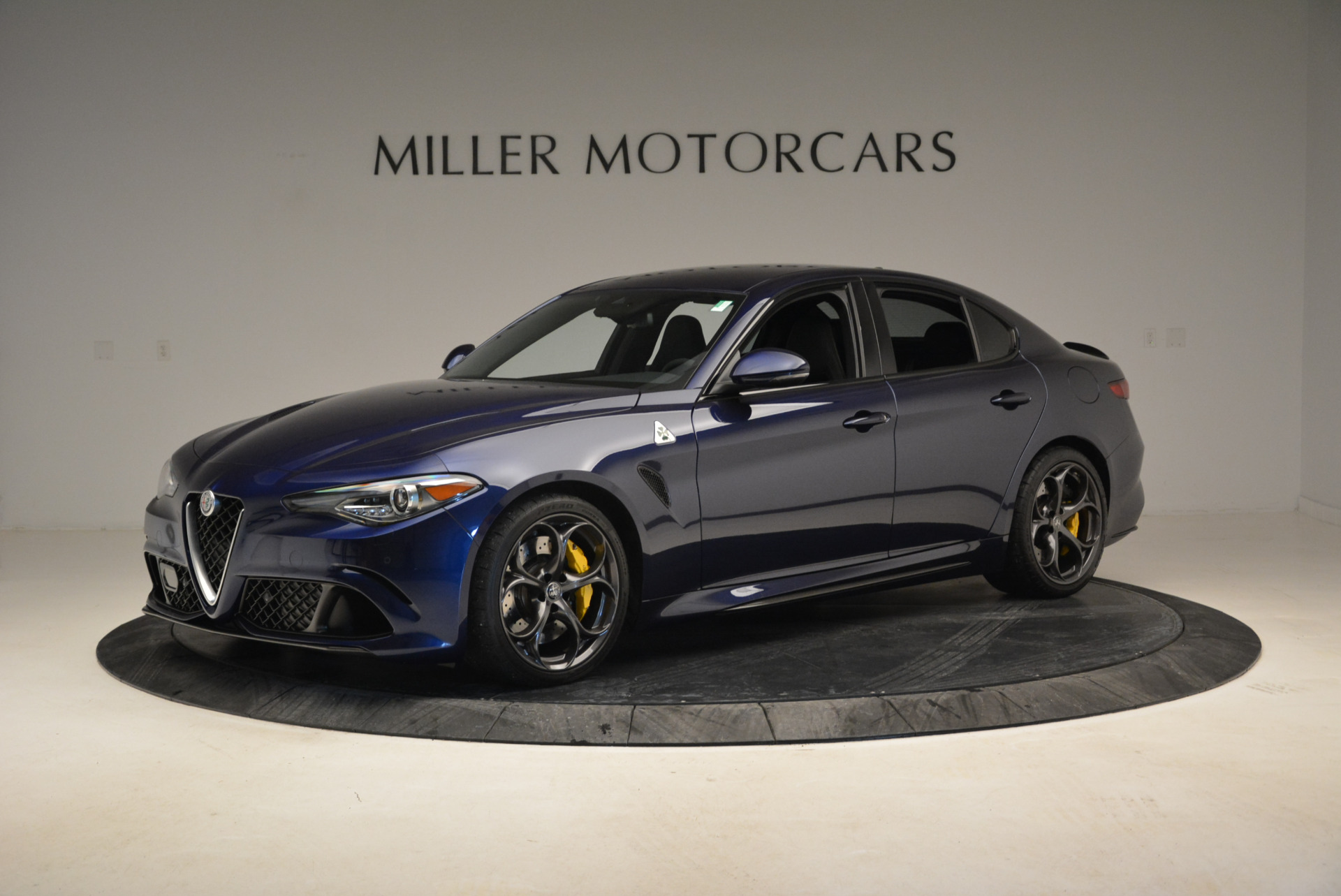 Used 2017 Alfa Romeo Giulia Quadrifoglio For Sale In Westport, CT 1079_p2
