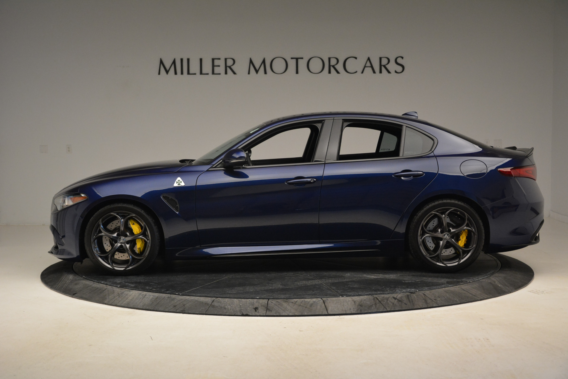 Used 2017 Alfa Romeo Giulia Quadrifoglio For Sale In Westport, CT 1079_p3