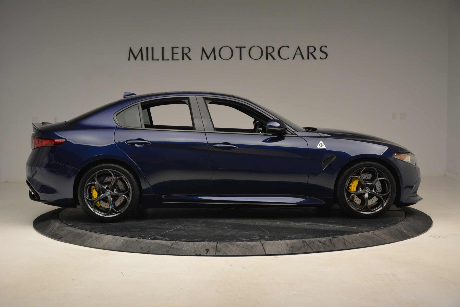 Used 2017 Alfa Romeo Giulia Quadrifoglio For Sale In Westport, CT 1079_p9