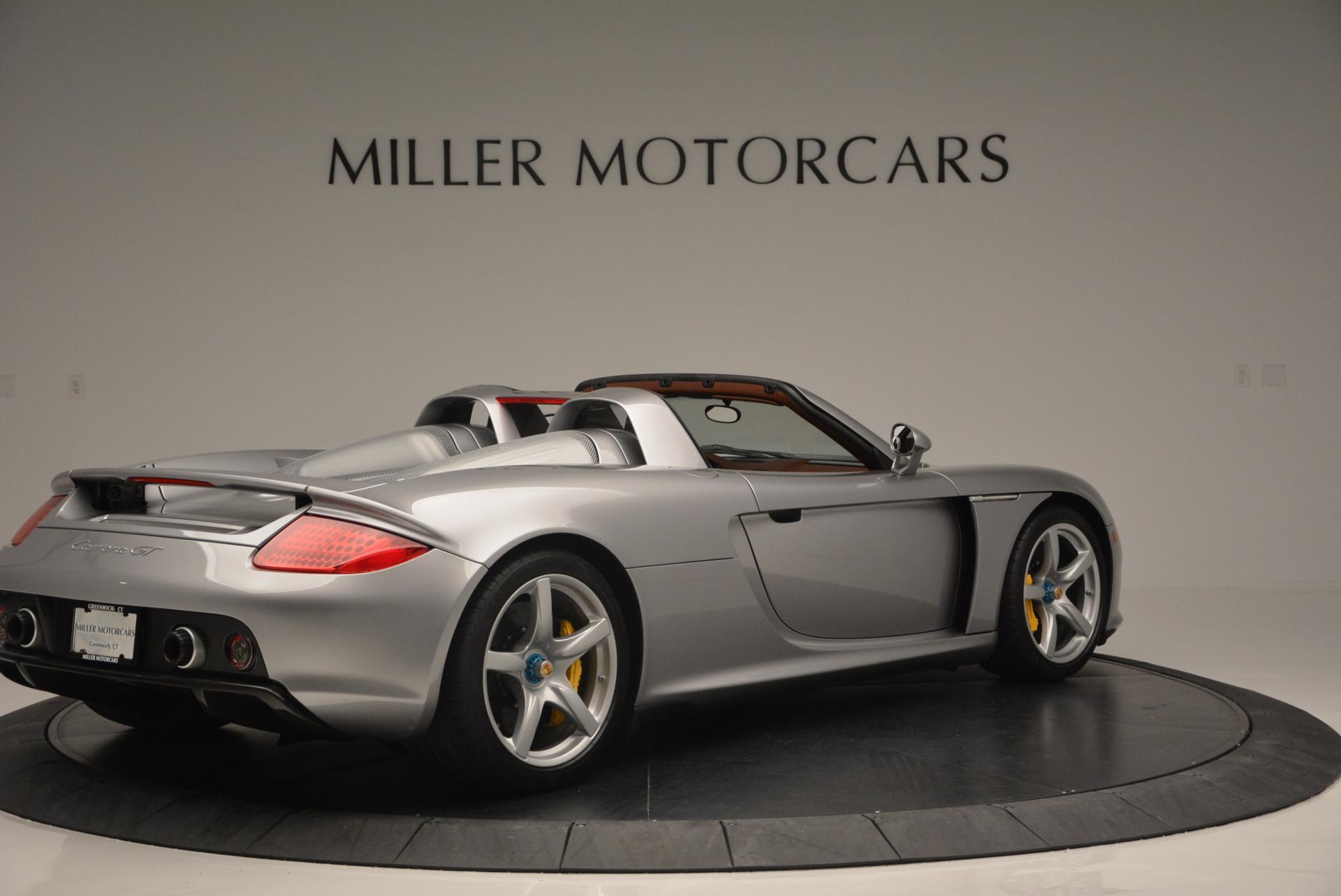 Used 2005 Porsche Carrera GT  For Sale In Westport, CT 108_p10