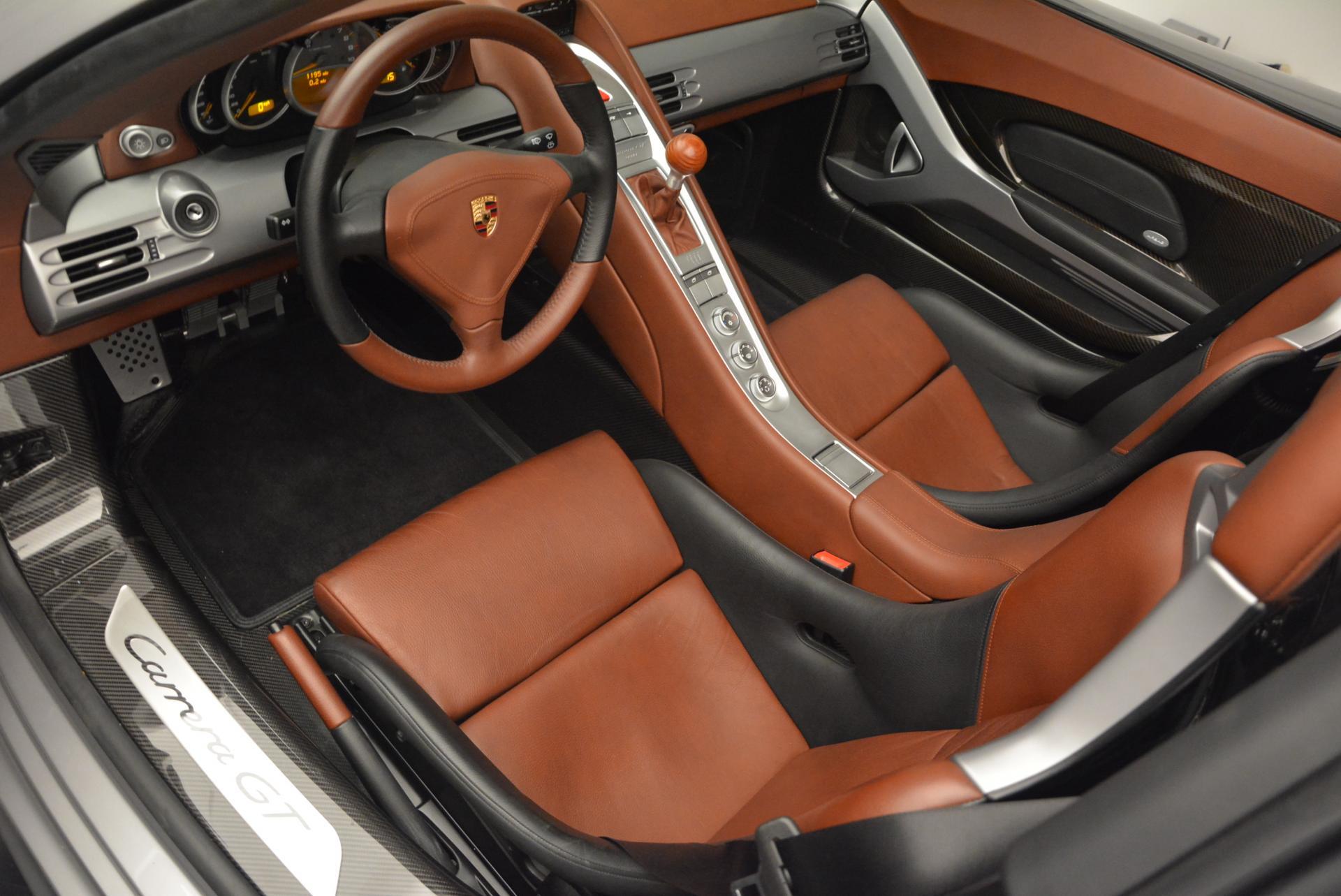 Used 2005 Porsche Carrera GT  For Sale In Westport, CT 108_p17