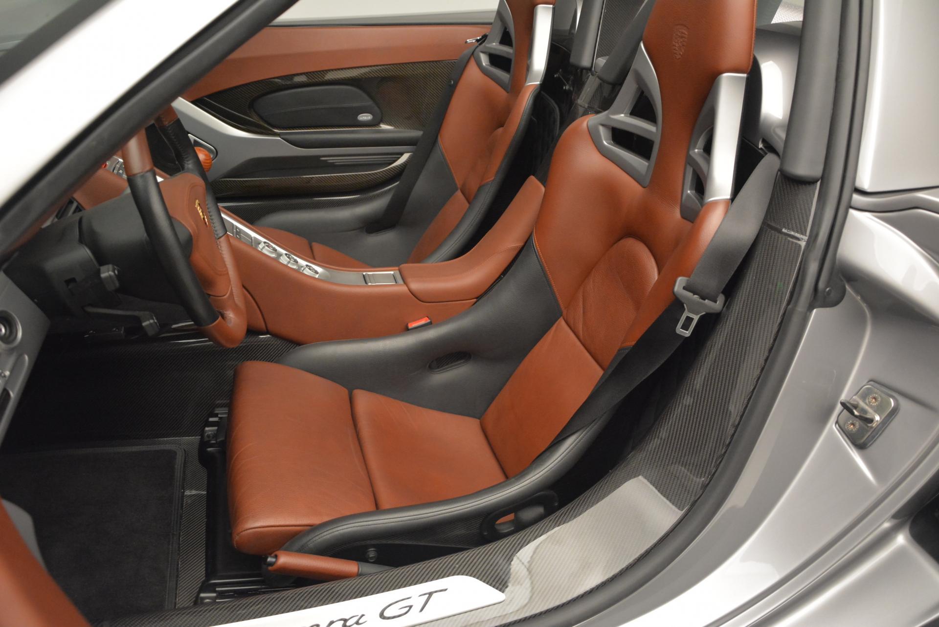 Used 2005 Porsche Carrera GT  For Sale In Westport, CT 108_p18