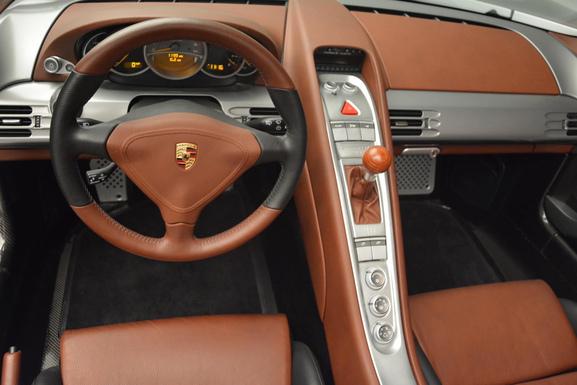 Used 2005 Porsche Carrera GT  For Sale In Westport, CT 108_p20
