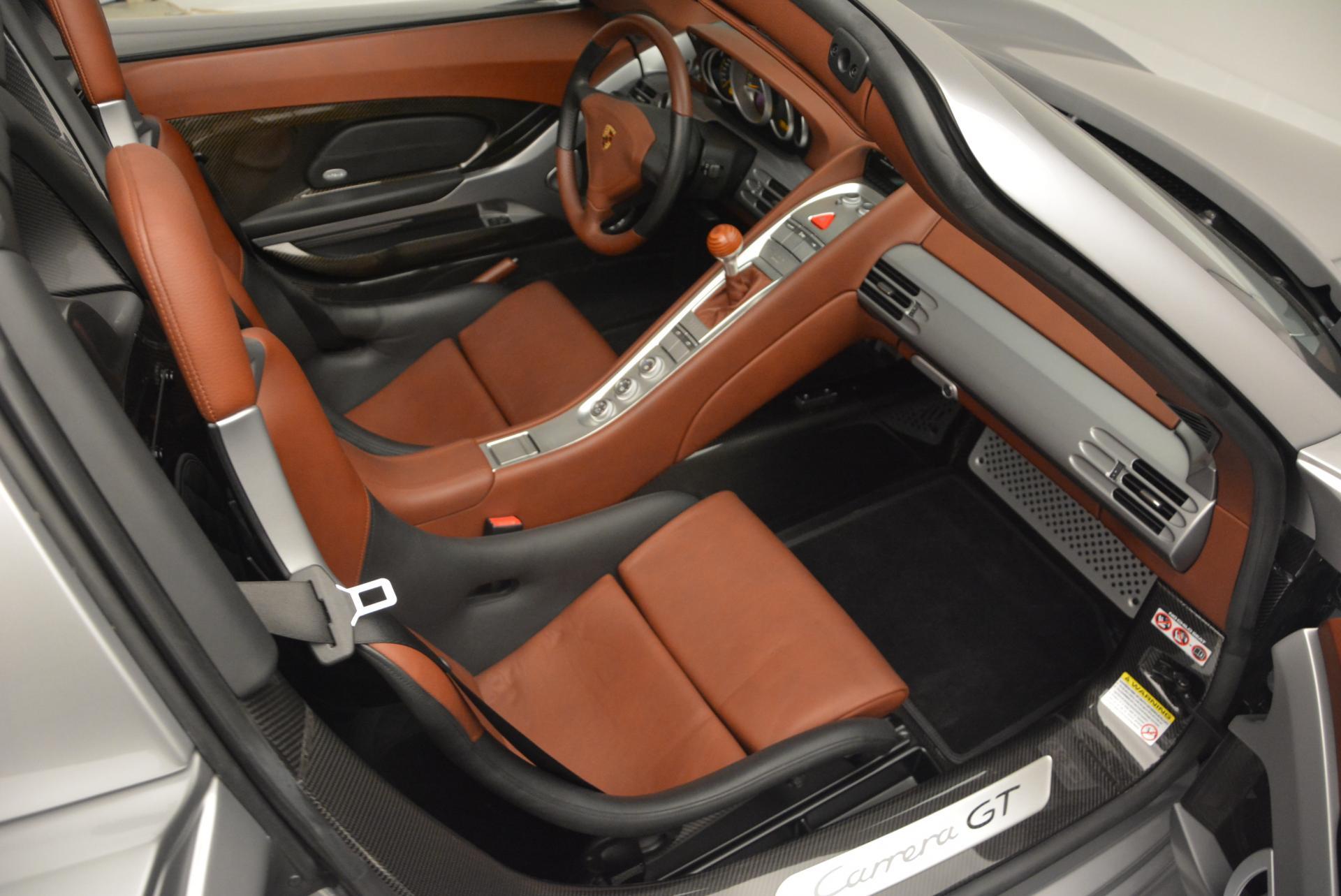 Used 2005 Porsche Carrera GT  For Sale In Westport, CT 108_p22