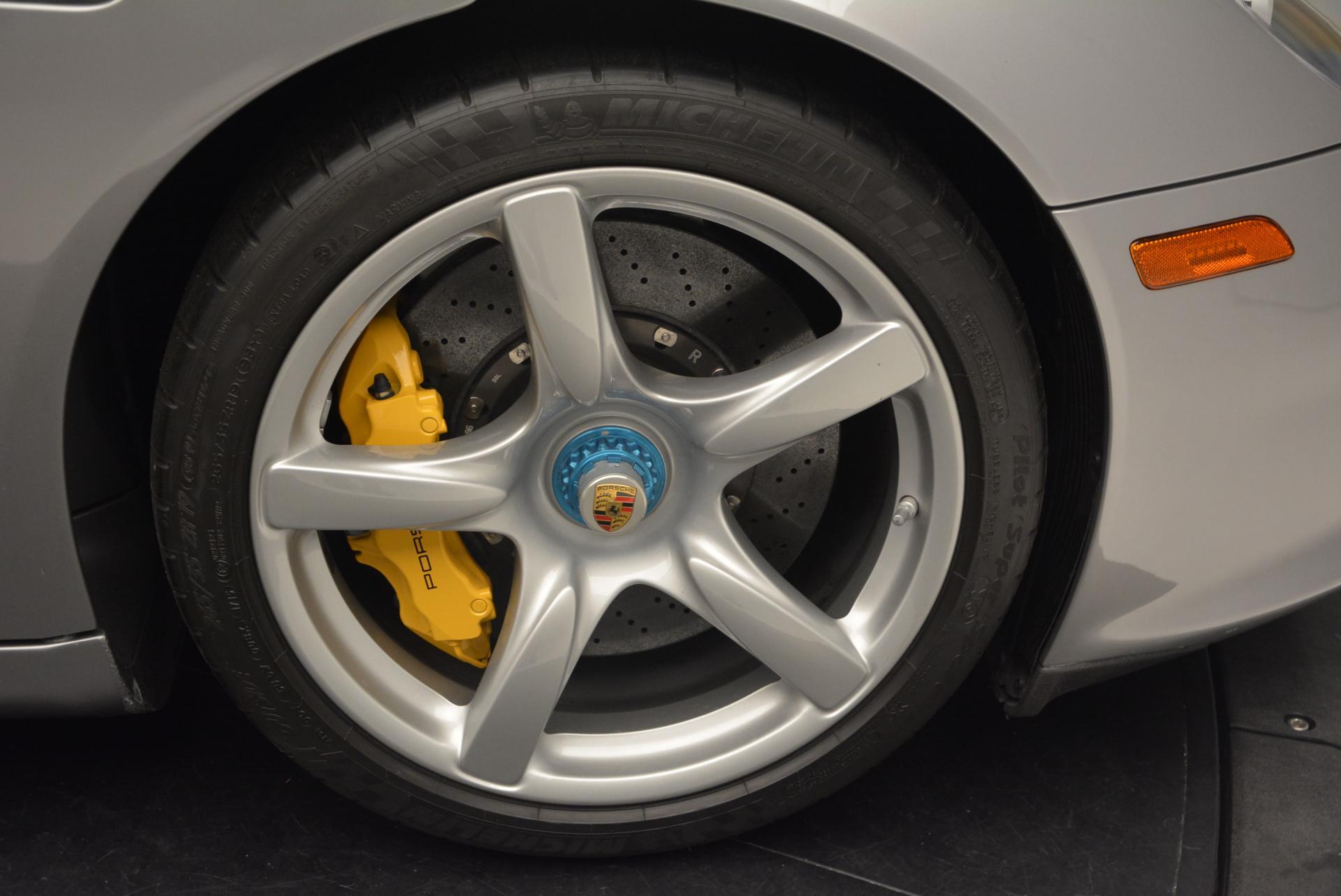 Used 2005 Porsche Carrera GT  For Sale In Westport, CT 108_p24