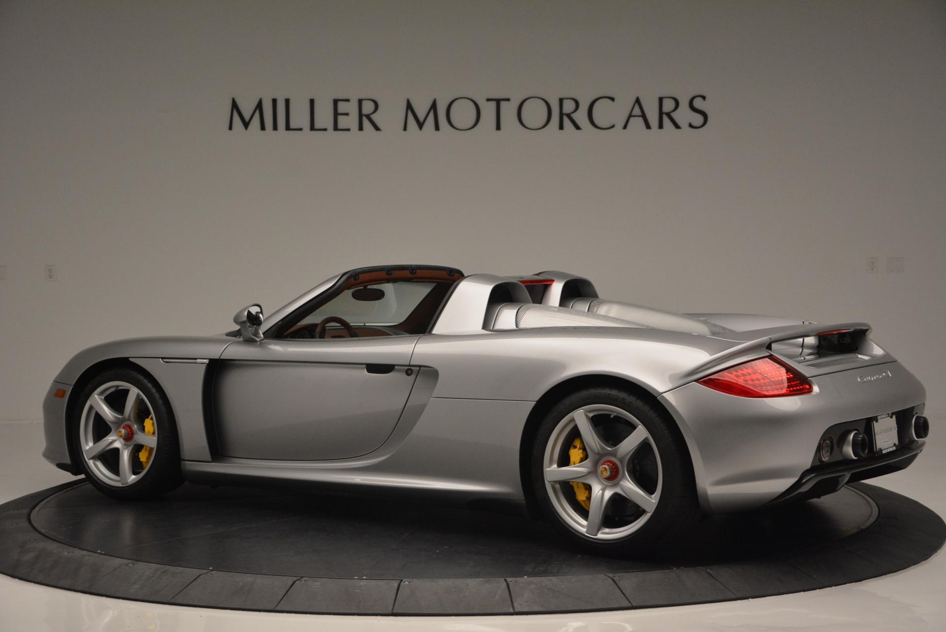 Used 2005 Porsche Carrera GT  For Sale In Westport, CT 108_p5