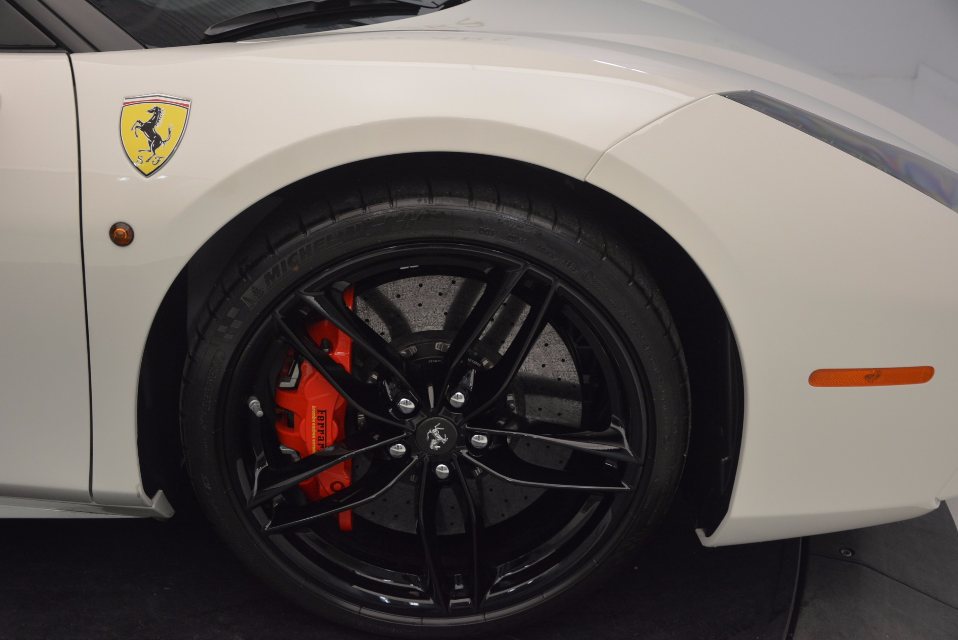 Used 2016 Ferrari 488 GTB  For Sale In Westport, CT 1080_p22