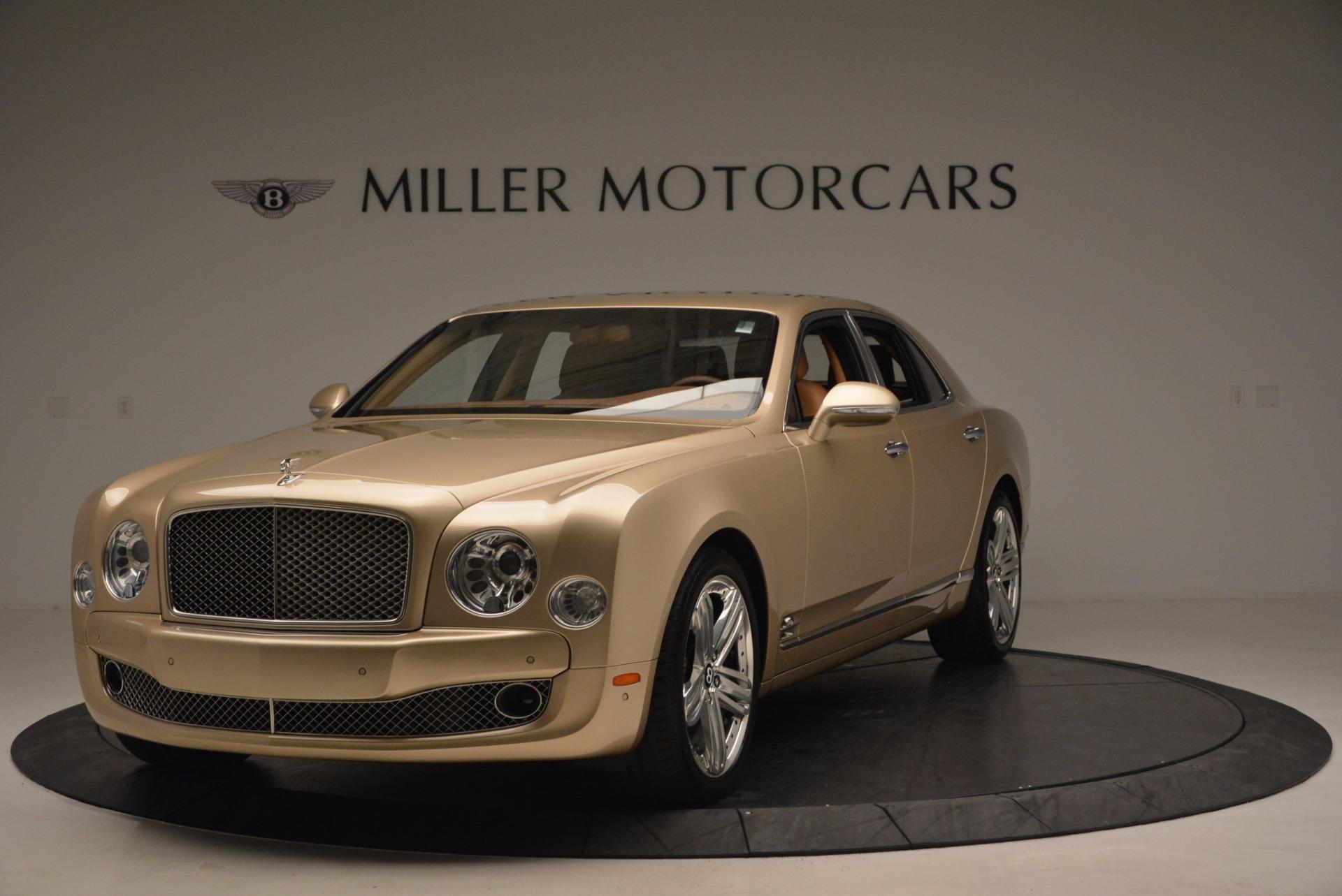 Used 2011 Bentley Mulsanne  For Sale In Westport, CT 1081_main