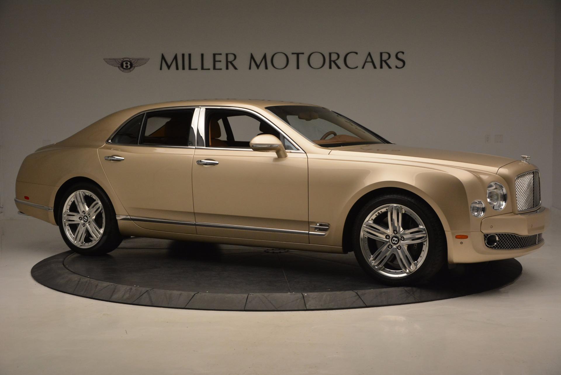 Used 2011 Bentley Mulsanne  For Sale In Westport, CT 1081_p10