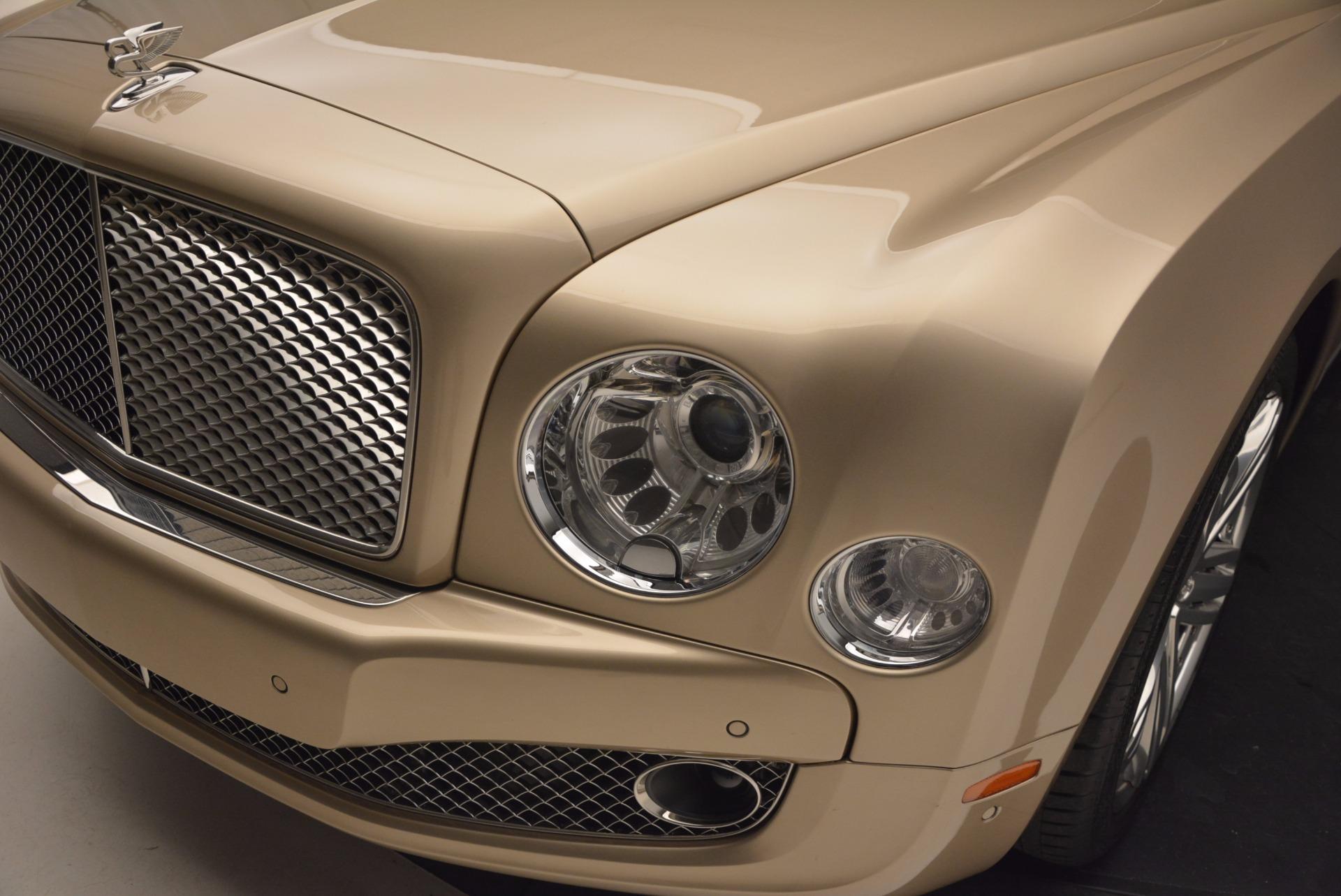 Used 2011 Bentley Mulsanne  For Sale In Westport, CT 1081_p14