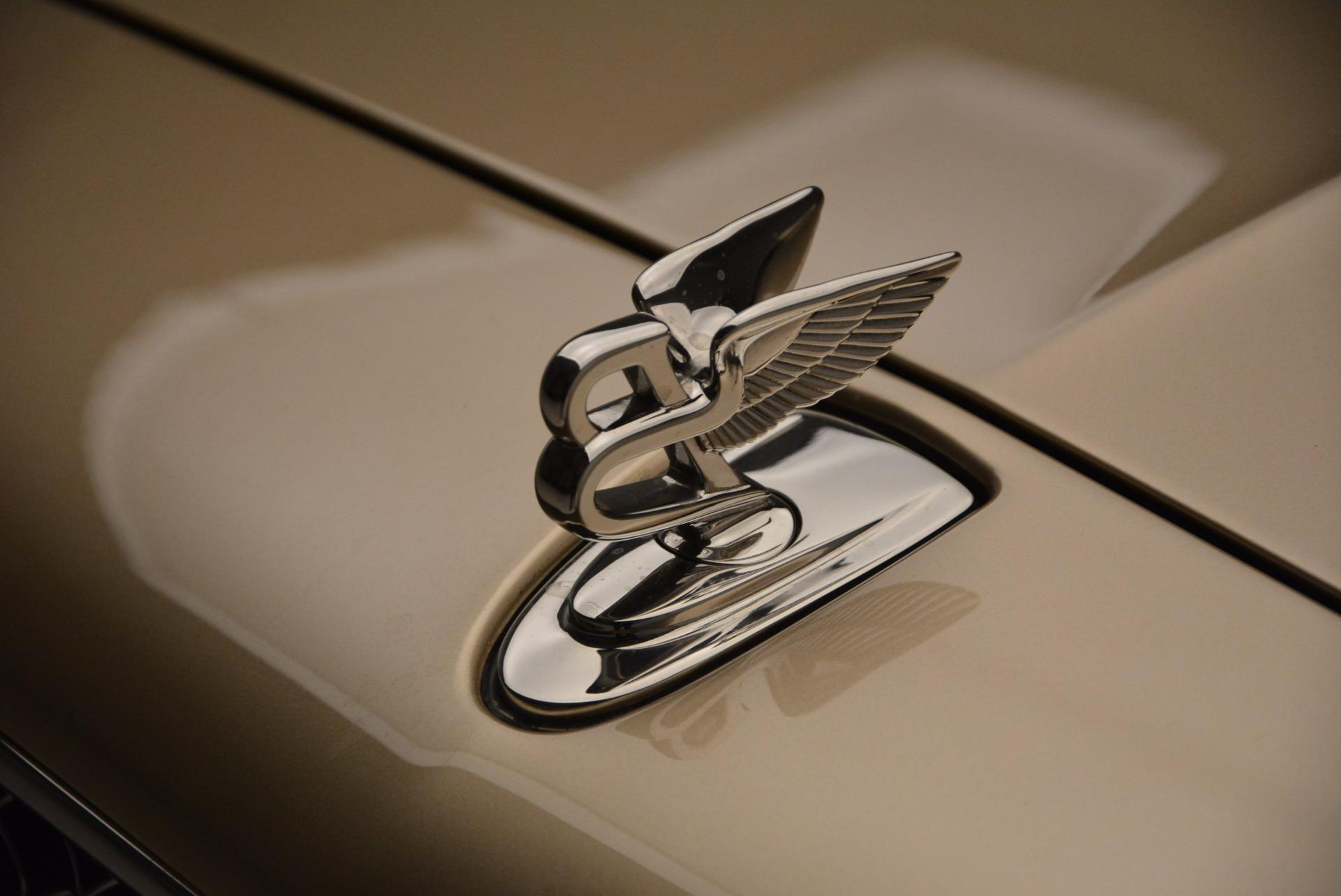 Used 2011 Bentley Mulsanne  For Sale In Westport, CT 1081_p17