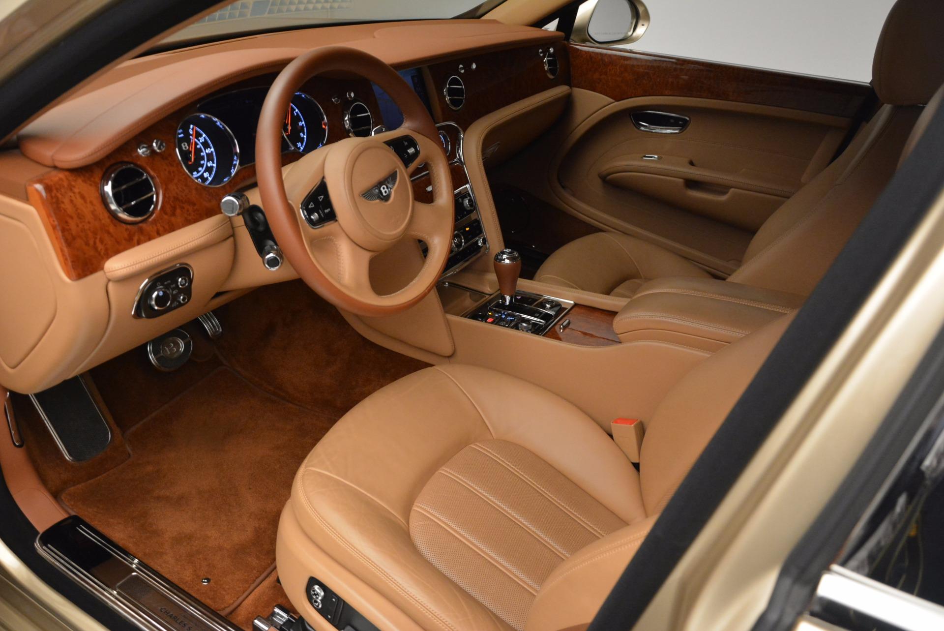 Used 2011 Bentley Mulsanne  For Sale In Westport, CT 1081_p24