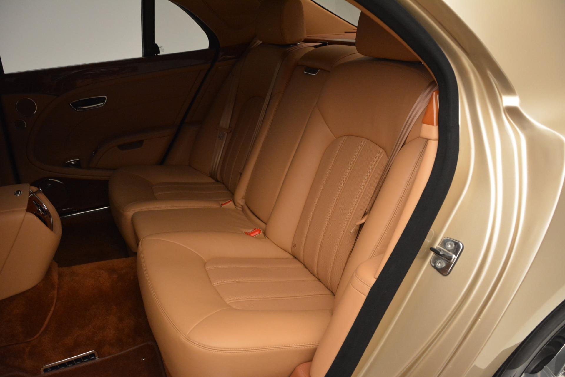 Used 2011 Bentley Mulsanne  For Sale In Westport, CT 1081_p27