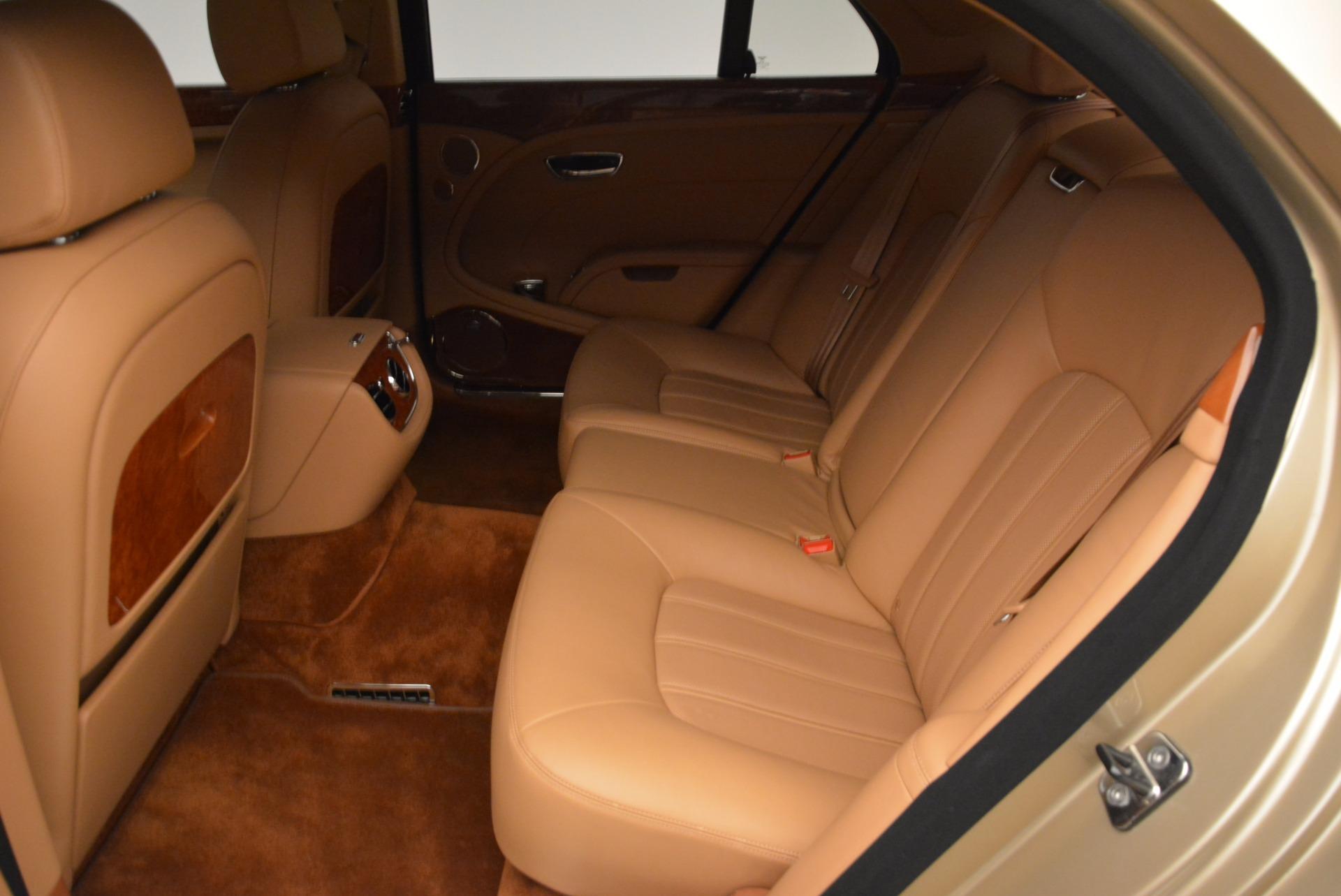Used 2011 Bentley Mulsanne  For Sale In Westport, CT 1081_p28