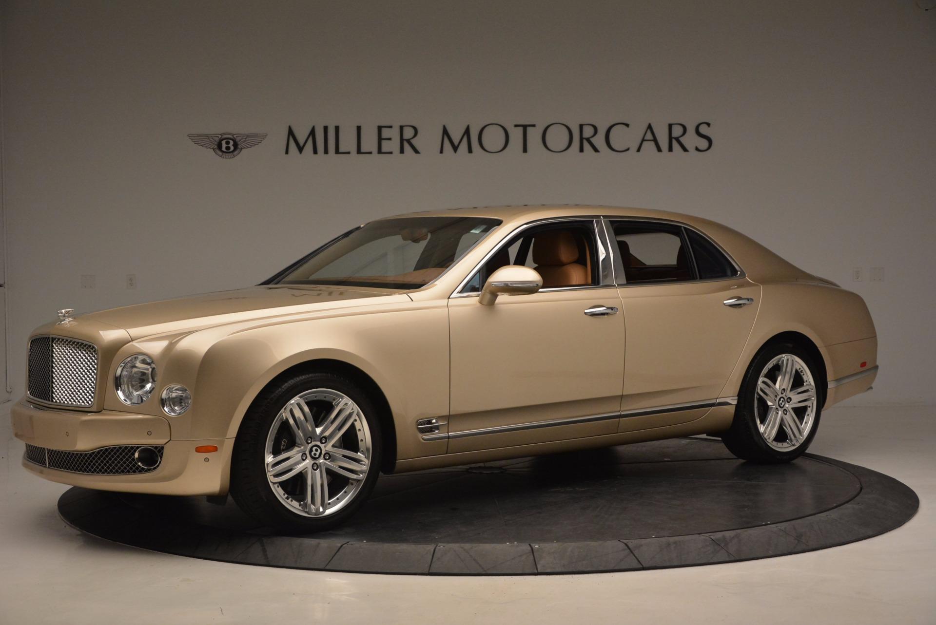 Used 2011 Bentley Mulsanne  For Sale In Westport, CT 1081_p2