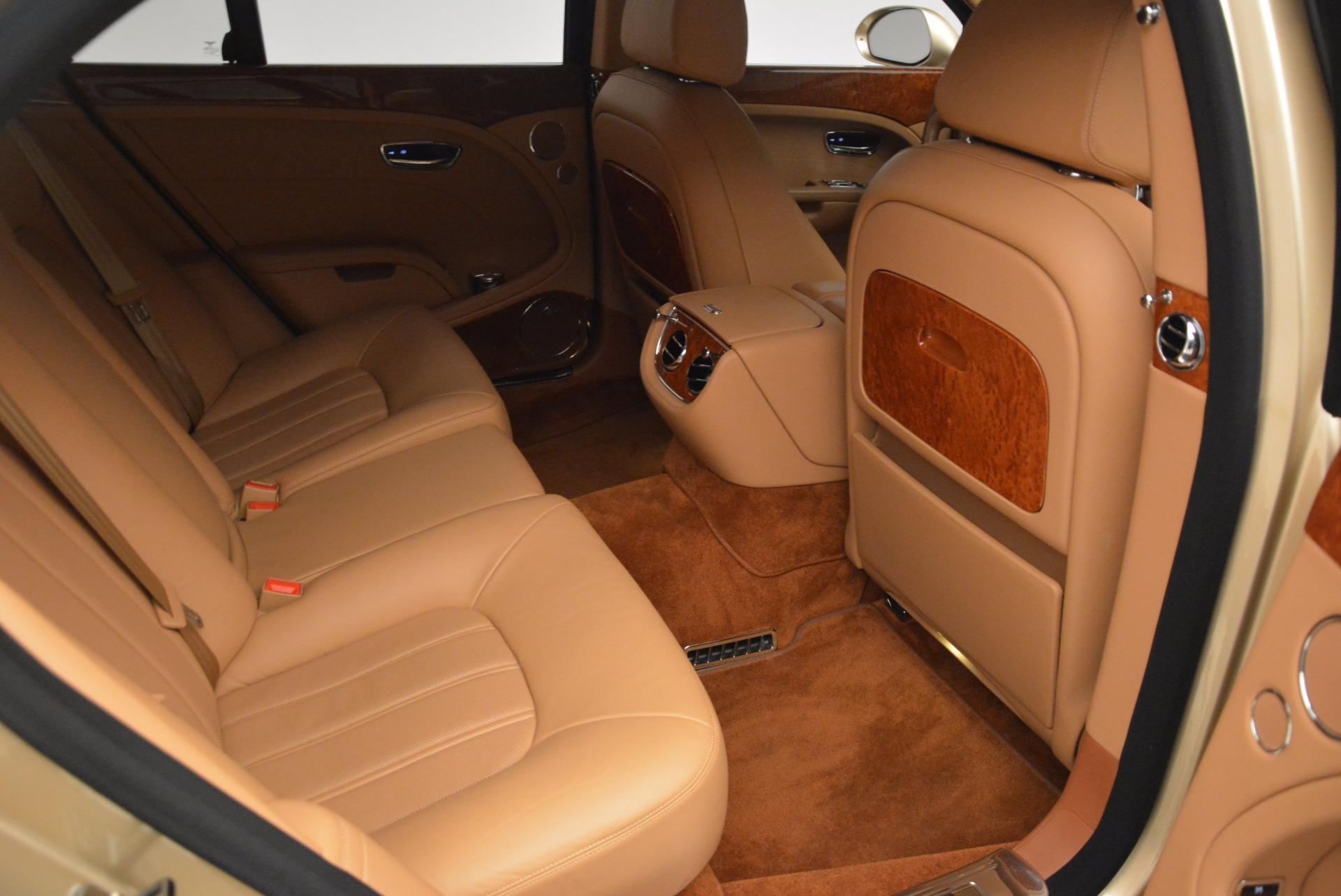Used 2011 Bentley Mulsanne  For Sale In Westport, CT 1081_p36