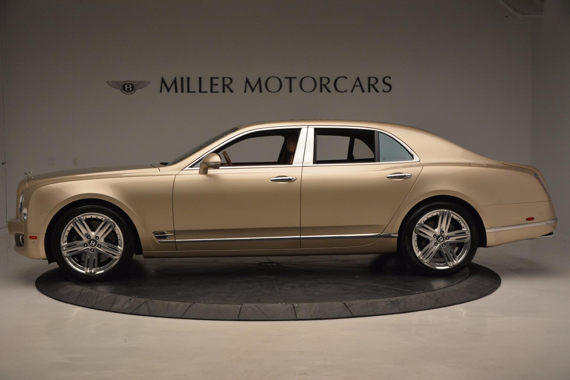 Used 2011 Bentley Mulsanne  For Sale In Westport, CT 1081_p3