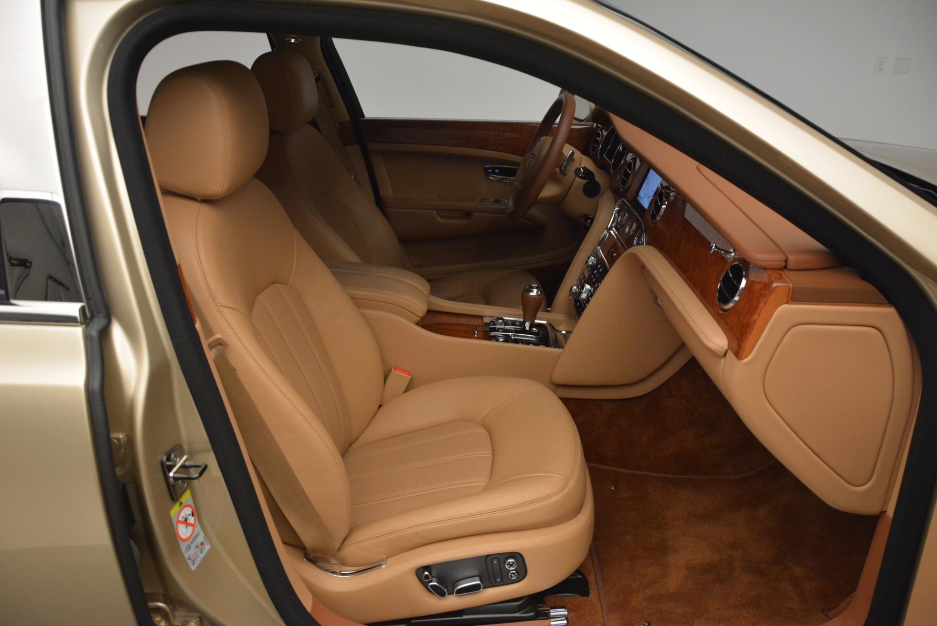 Used 2011 Bentley Mulsanne  For Sale In Westport, CT 1081_p40