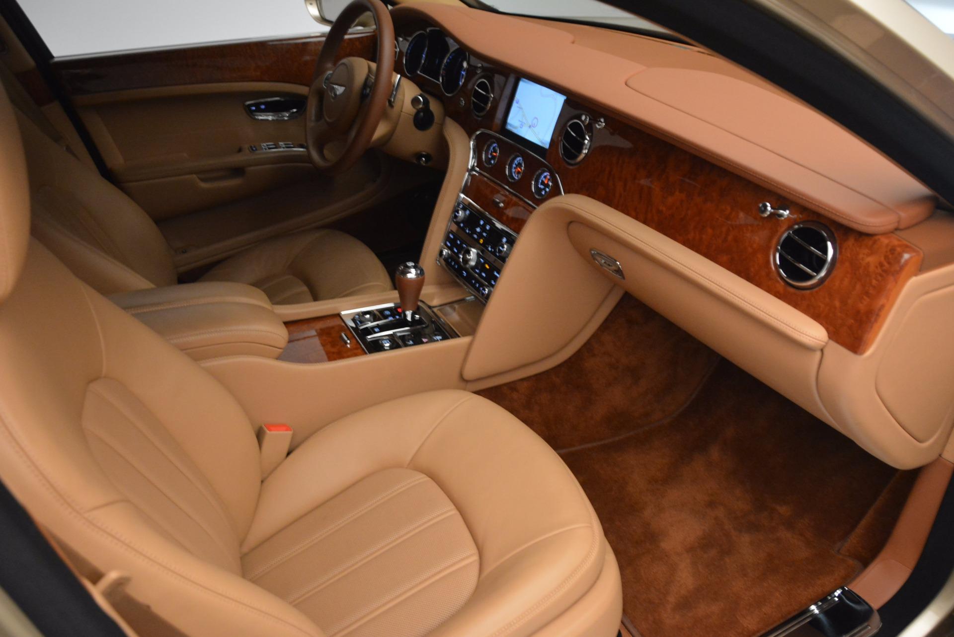 Used 2011 Bentley Mulsanne  For Sale In Westport, CT 1081_p41