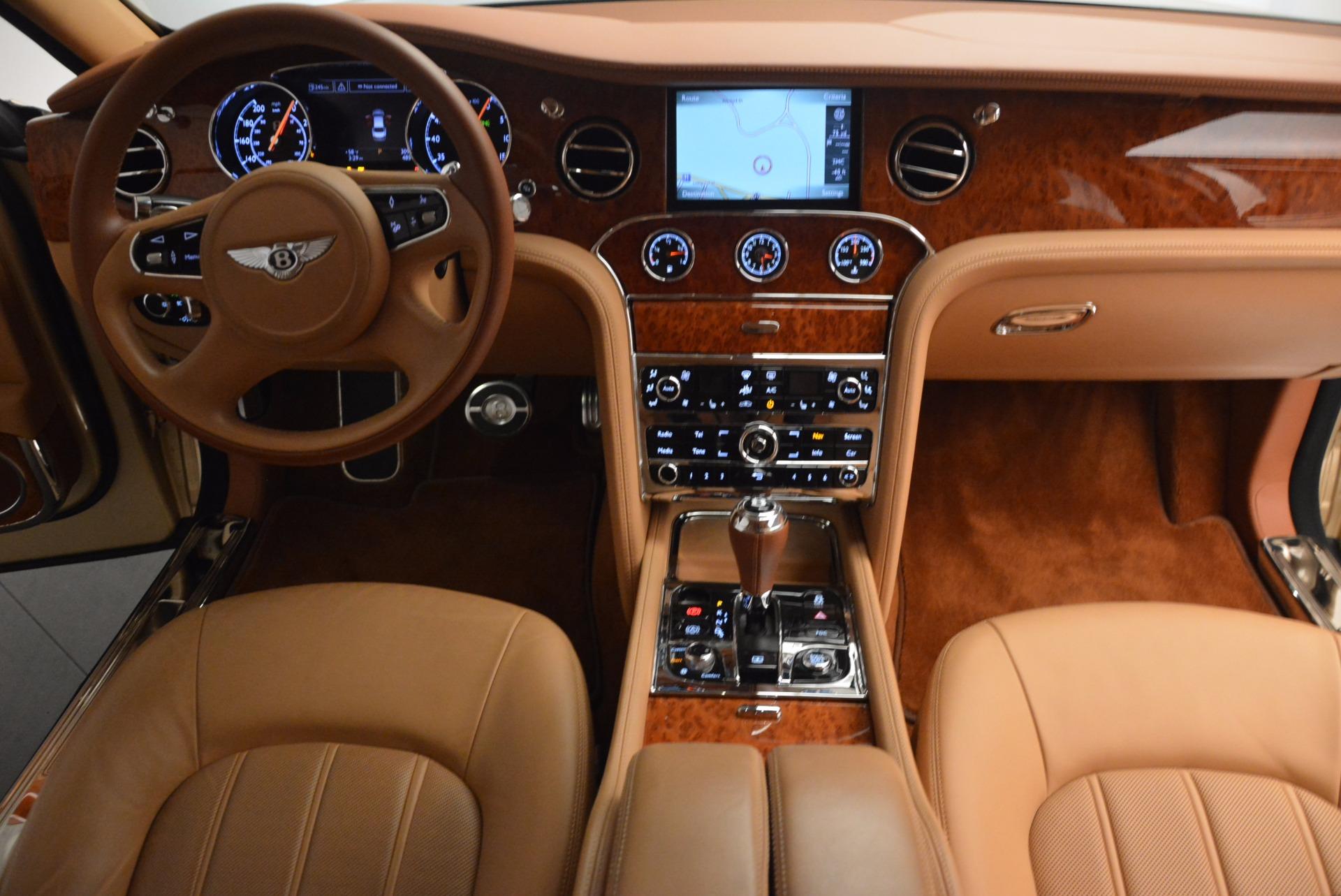 Used 2011 Bentley Mulsanne  For Sale In Westport, CT 1081_p43