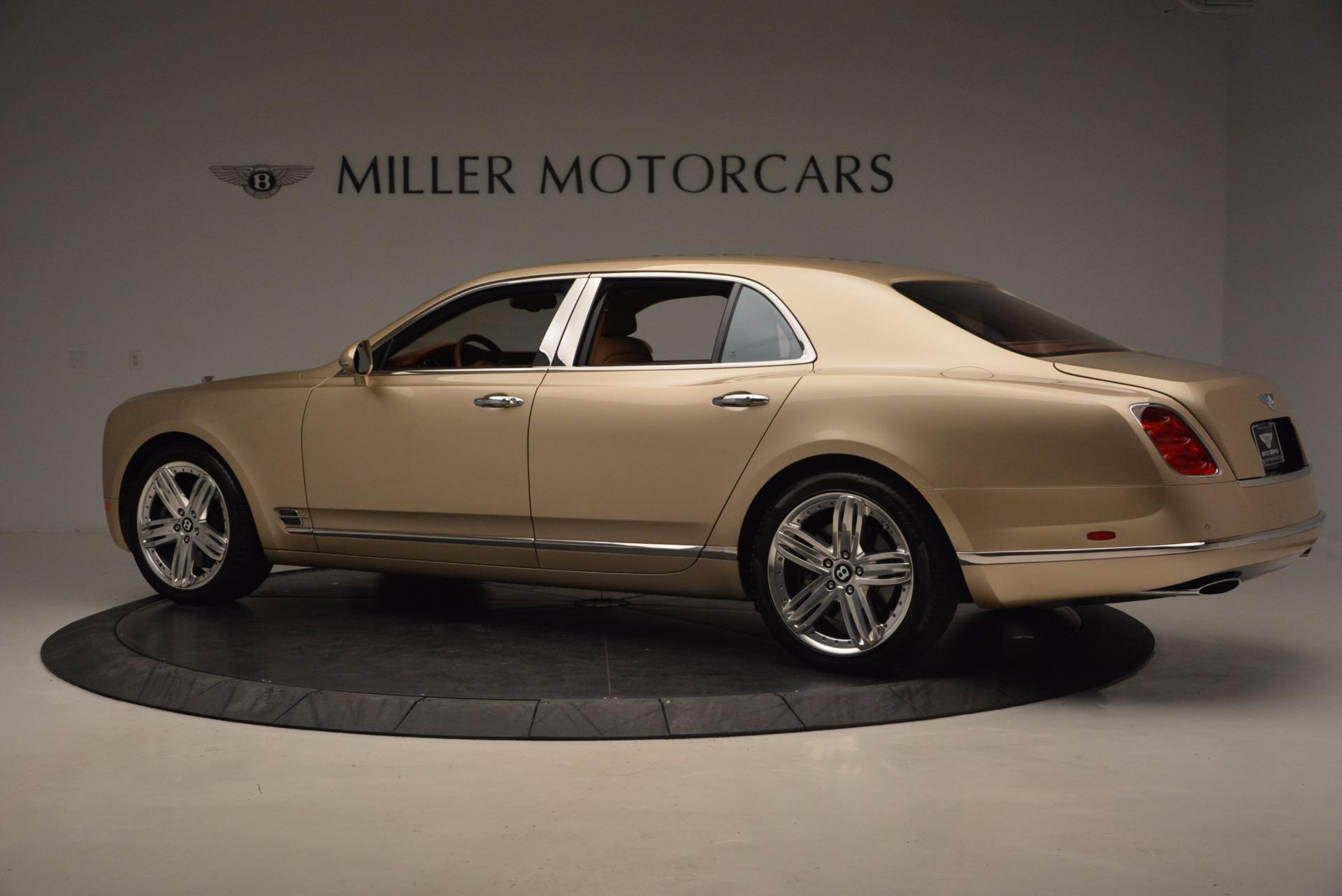Used 2011 Bentley Mulsanne  For Sale In Westport, CT 1081_p4