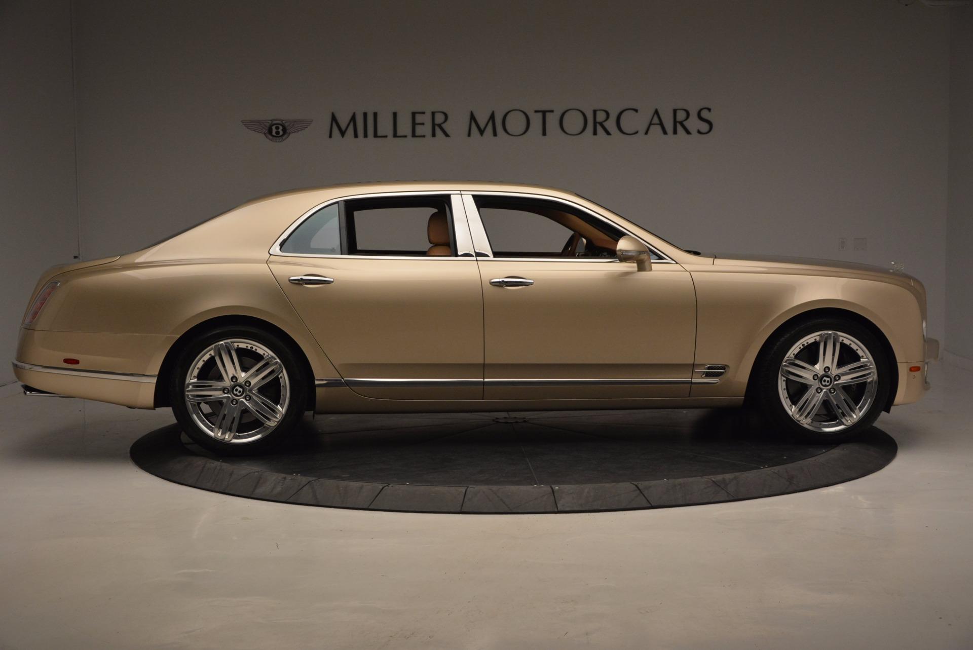 Used 2011 Bentley Mulsanne  For Sale In Westport, CT 1081_p9