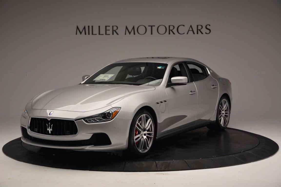 New 2017 Maserati Ghibli S Q4 For Sale In Westport, CT 1084_main