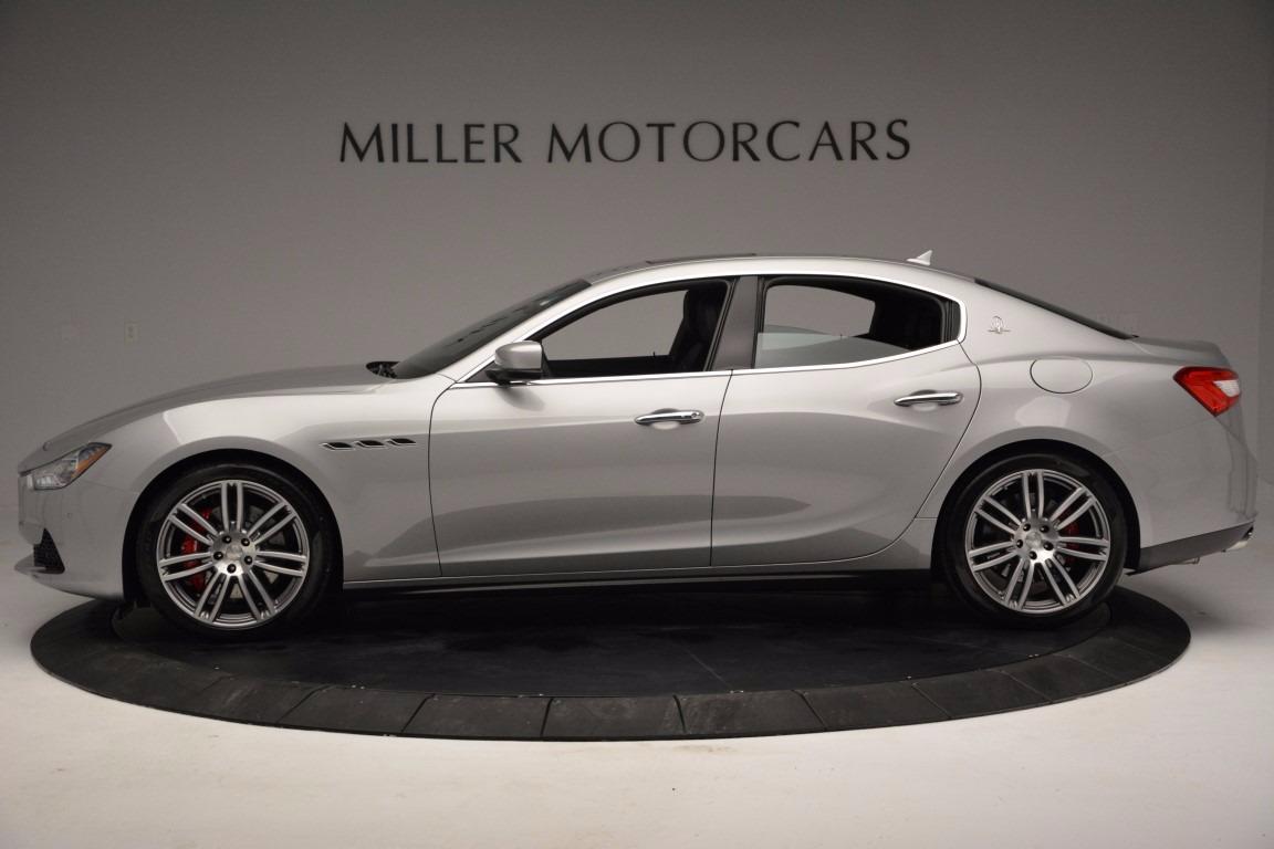 New 2017 Maserati Ghibli S Q4 For Sale In Westport, CT 1084_p3