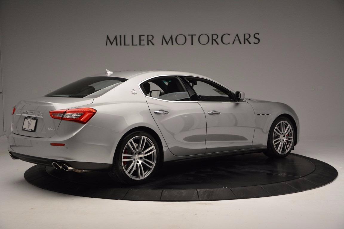 New 2017 Maserati Ghibli S Q4 For Sale In Westport, CT 1084_p8