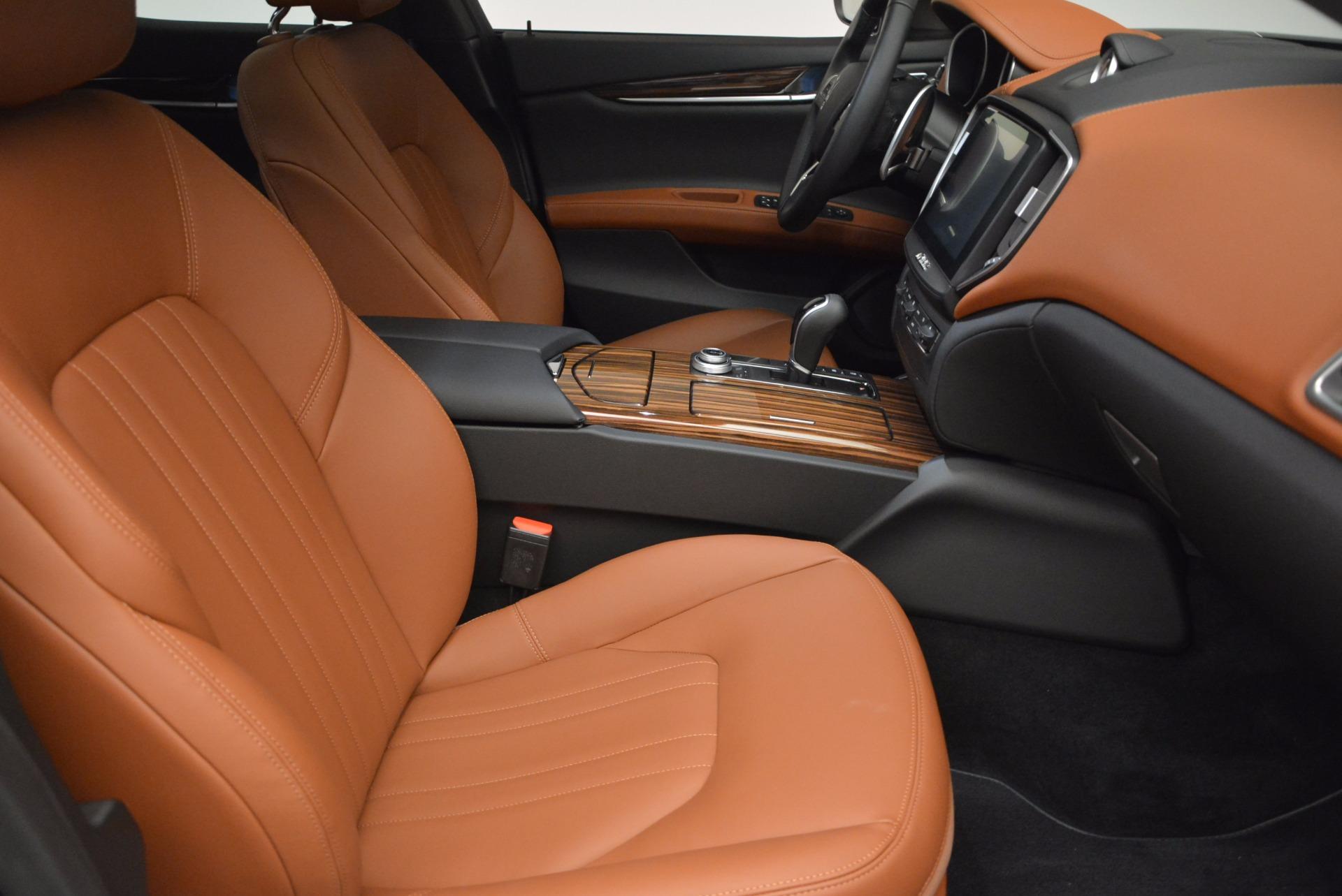 New 2017 Maserati Ghibli SQ4 S Q4 For Sale In Westport, CT 1085_p20
