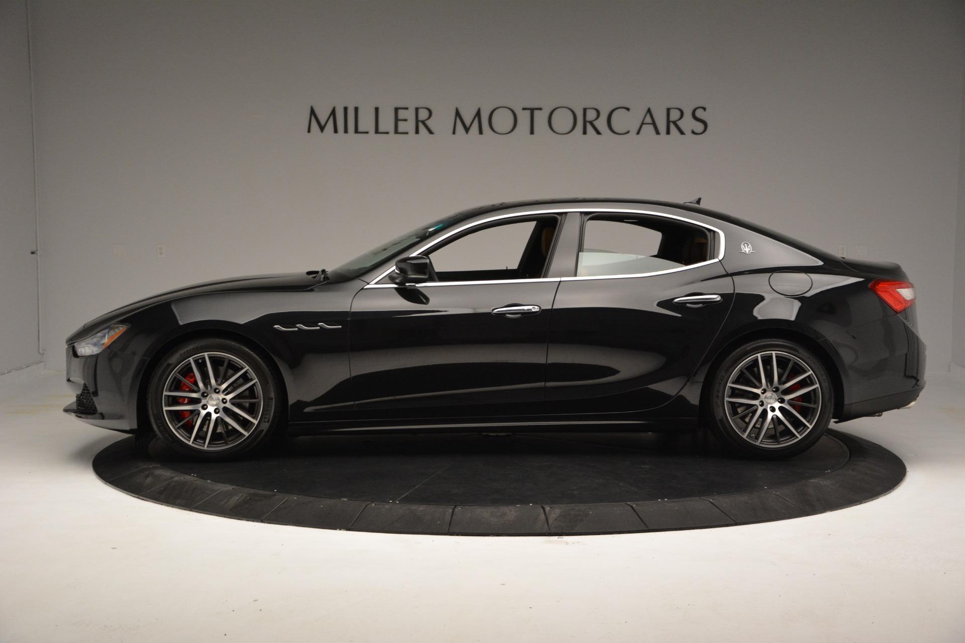 New 2017 Maserati Ghibli SQ4 S Q4 For Sale In Westport, CT 1085_p3
