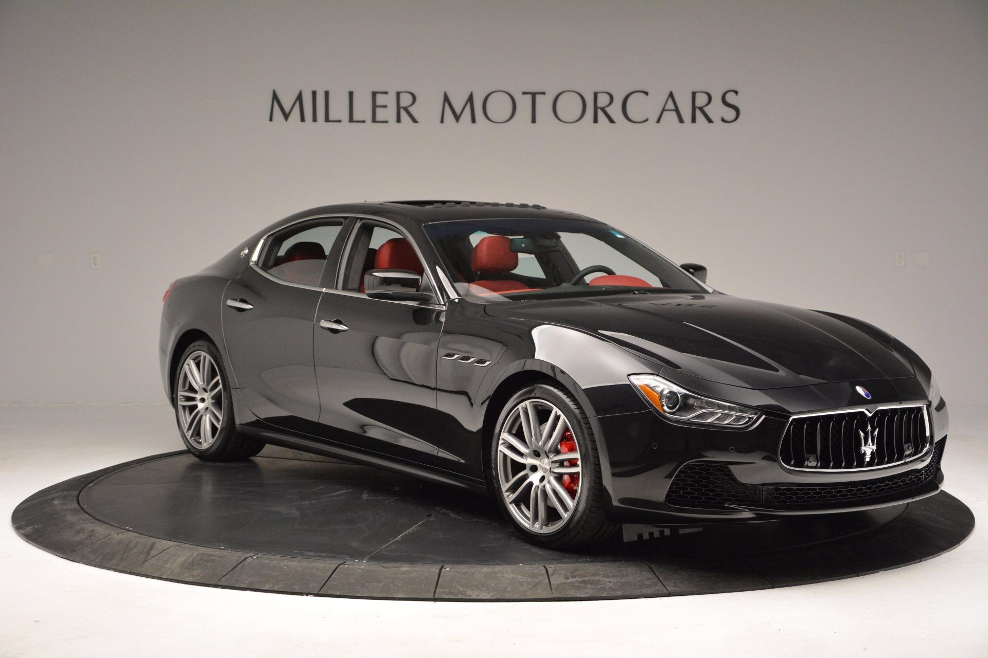 New 2017 Maserati Ghibli SQ4 For Sale In Westport, CT 1086_p12
