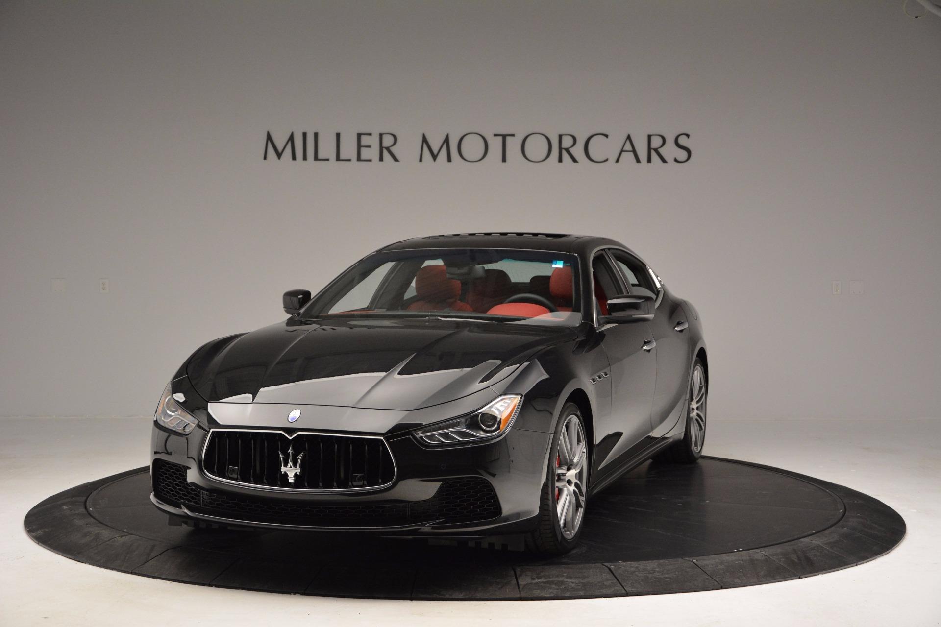 New 2017 Maserati Ghibli SQ4 For Sale In Westport, CT 1086_p14