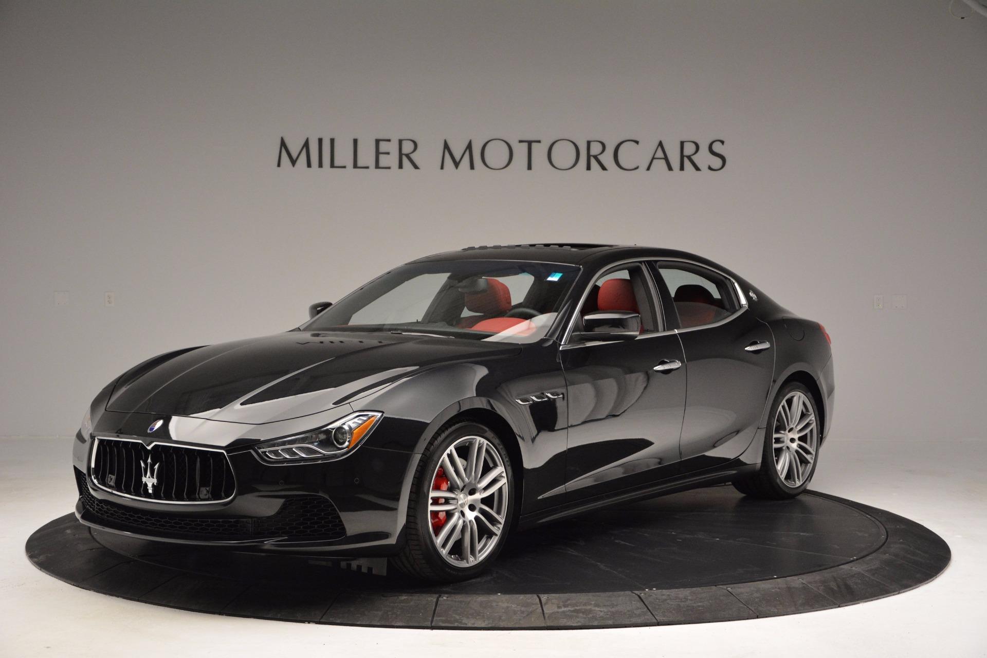 New 2017 Maserati Ghibli SQ4 For Sale In Westport, CT 1086_p15