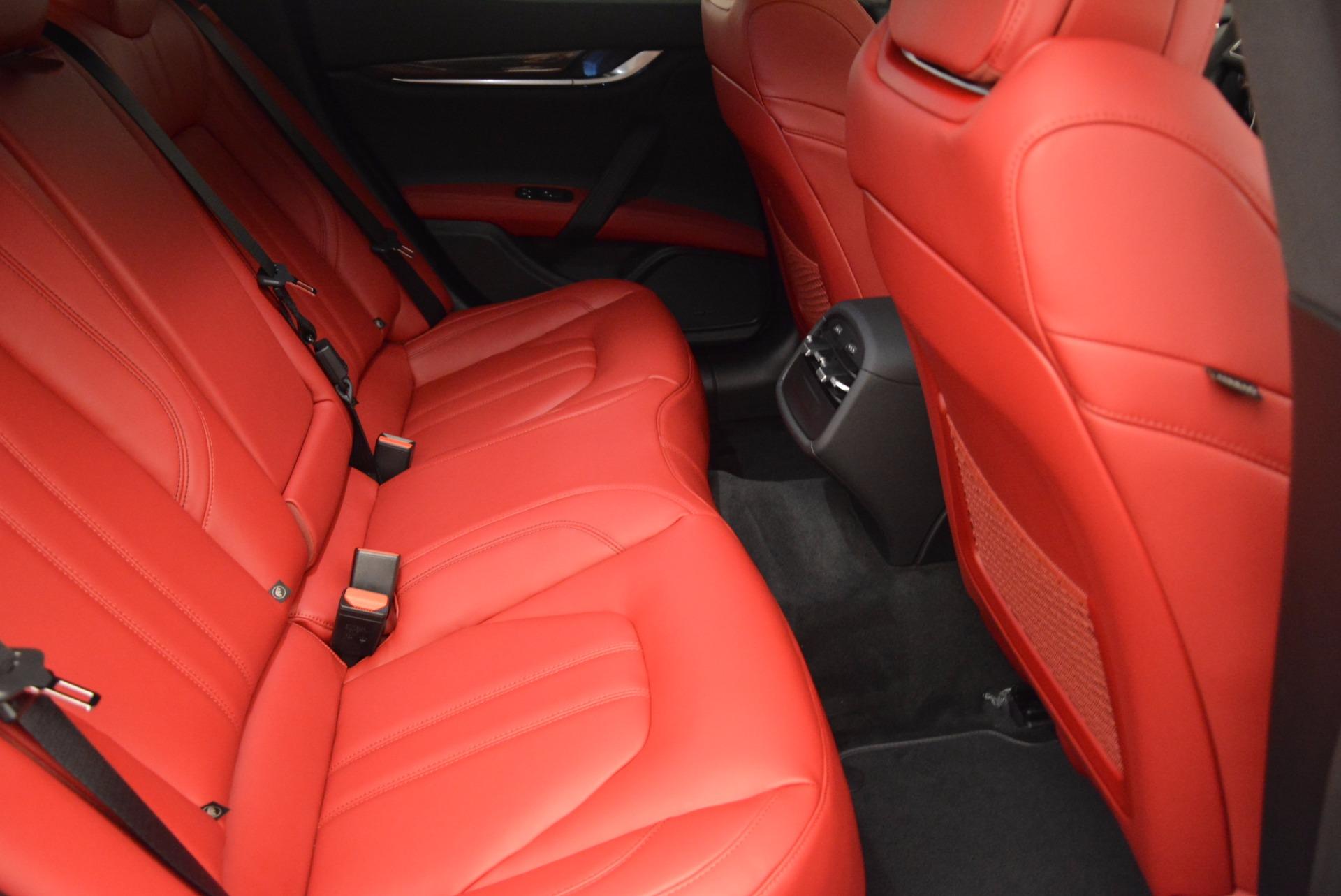 New 2017 Maserati Ghibli SQ4 For Sale In Westport, CT 1086_p30