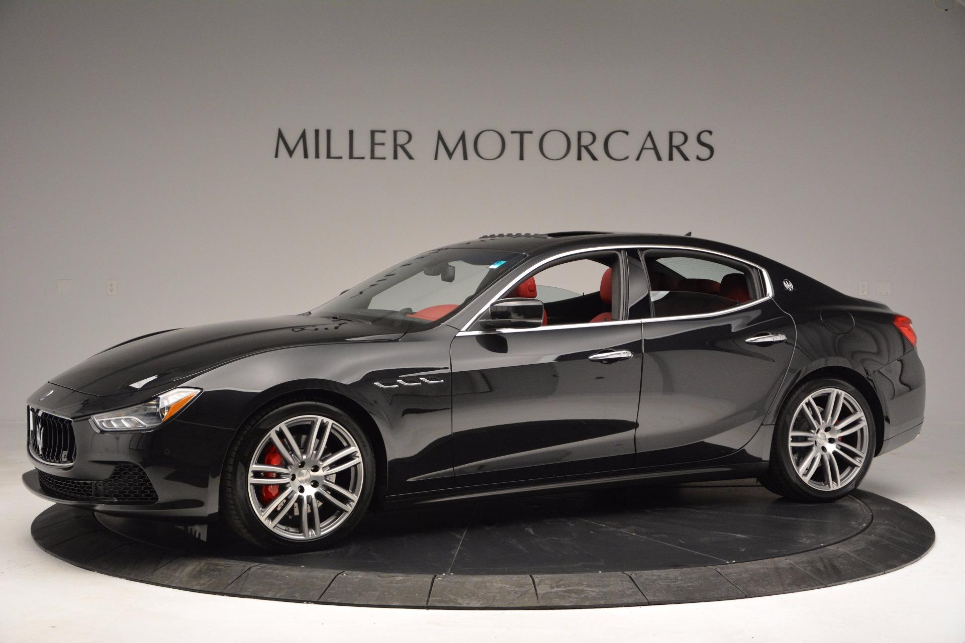New 2017 Maserati Ghibli SQ4 For Sale In Westport, CT 1086_p3