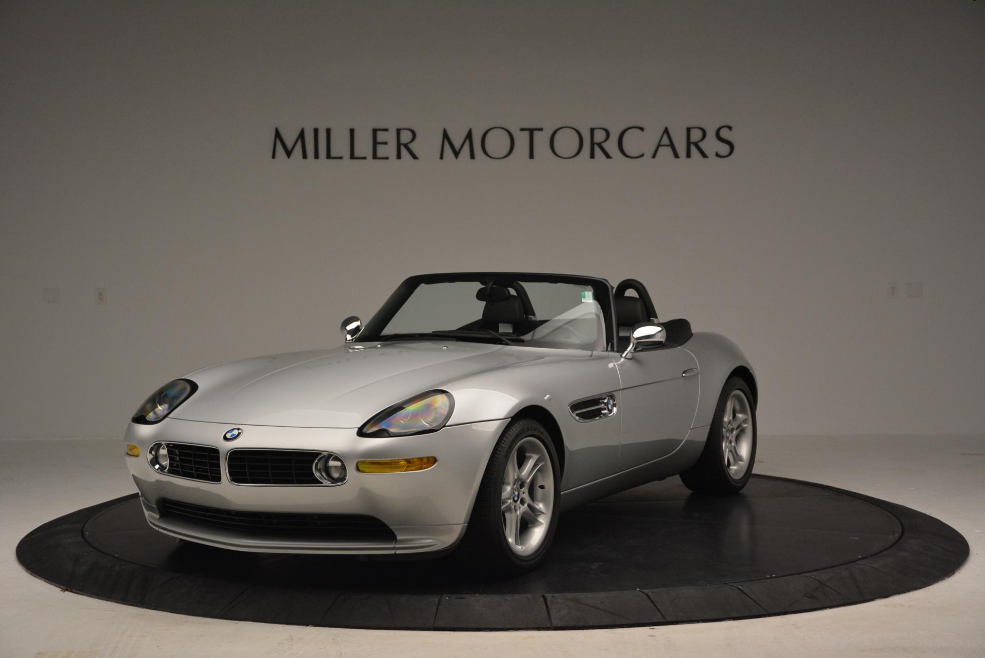 Used 2000 BMW Z8  For Sale In Westport, CT 109_main