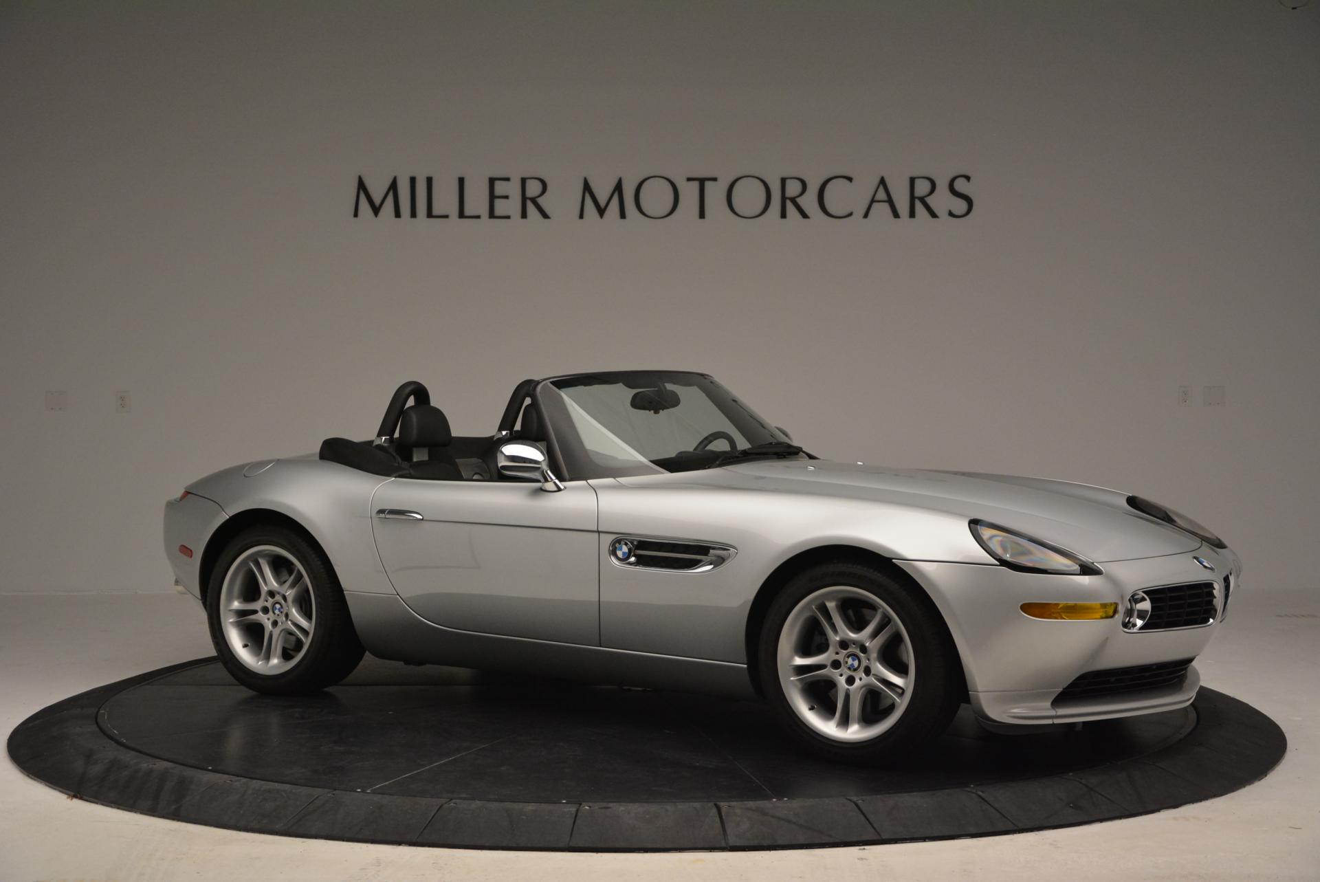 Used 2000 BMW Z8  For Sale In Westport, CT 109_p10