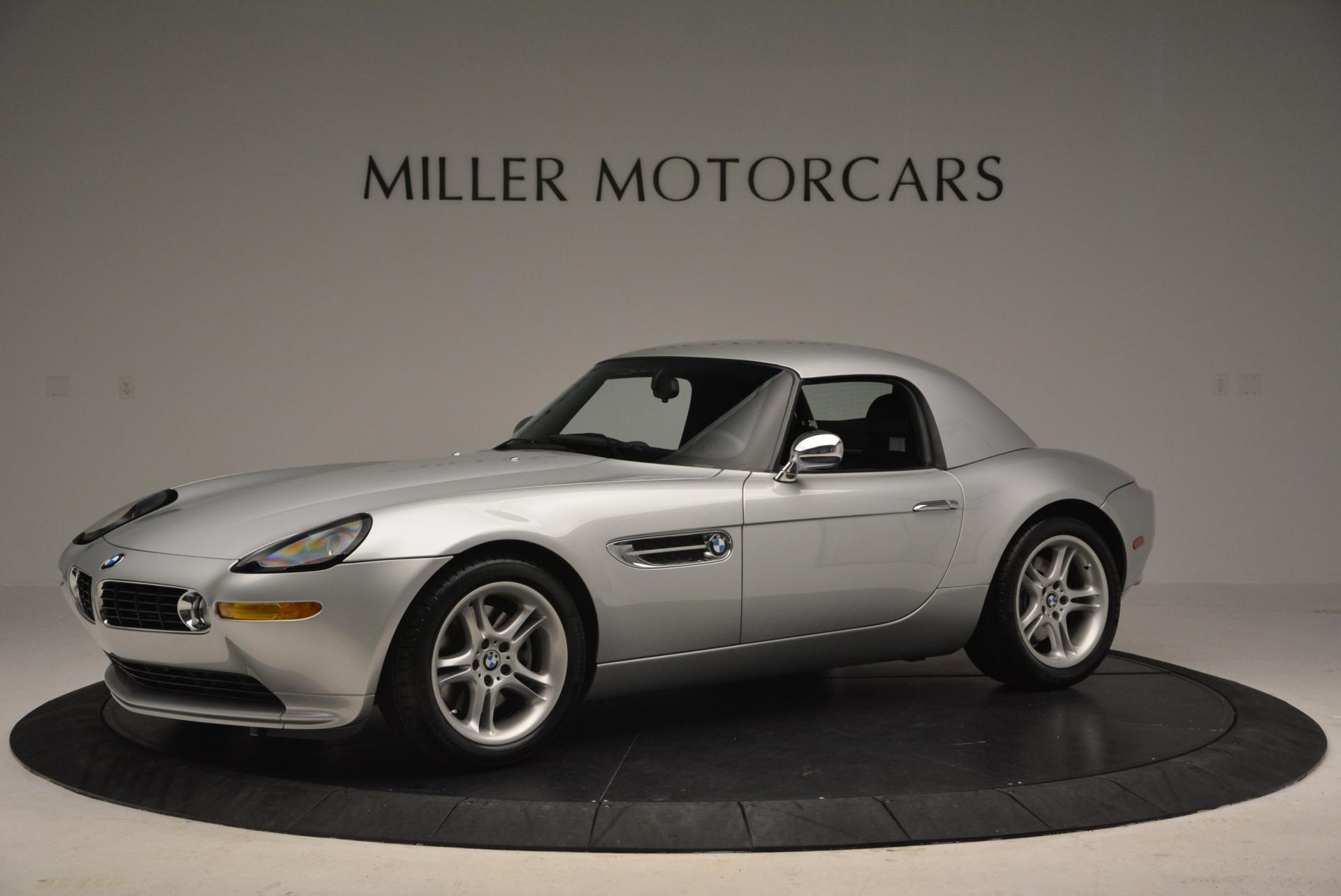 Used 2000 BMW Z8  For Sale In Westport, CT 109_p14