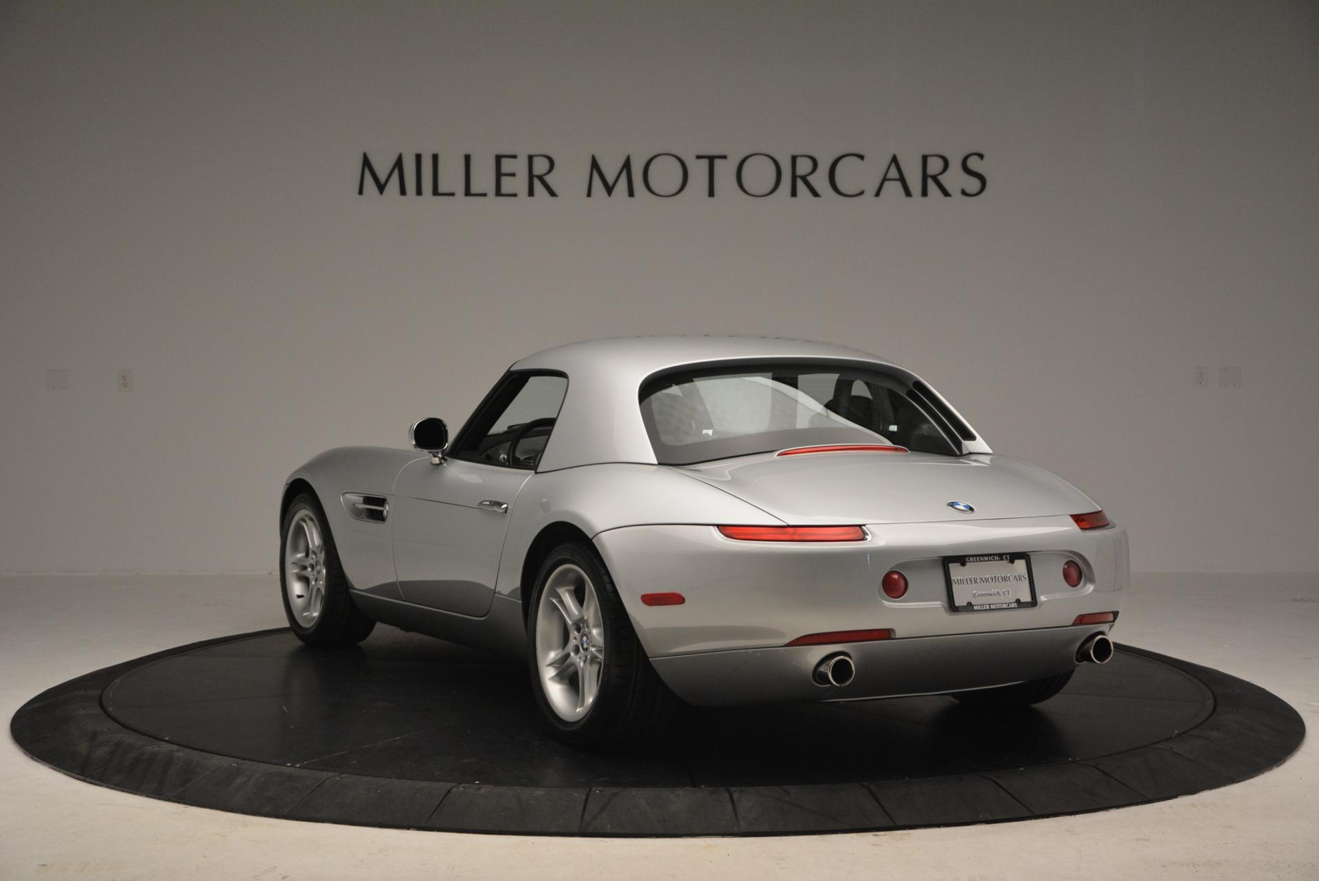 Used 2000 BMW Z8  For Sale In Westport, CT 109_p17