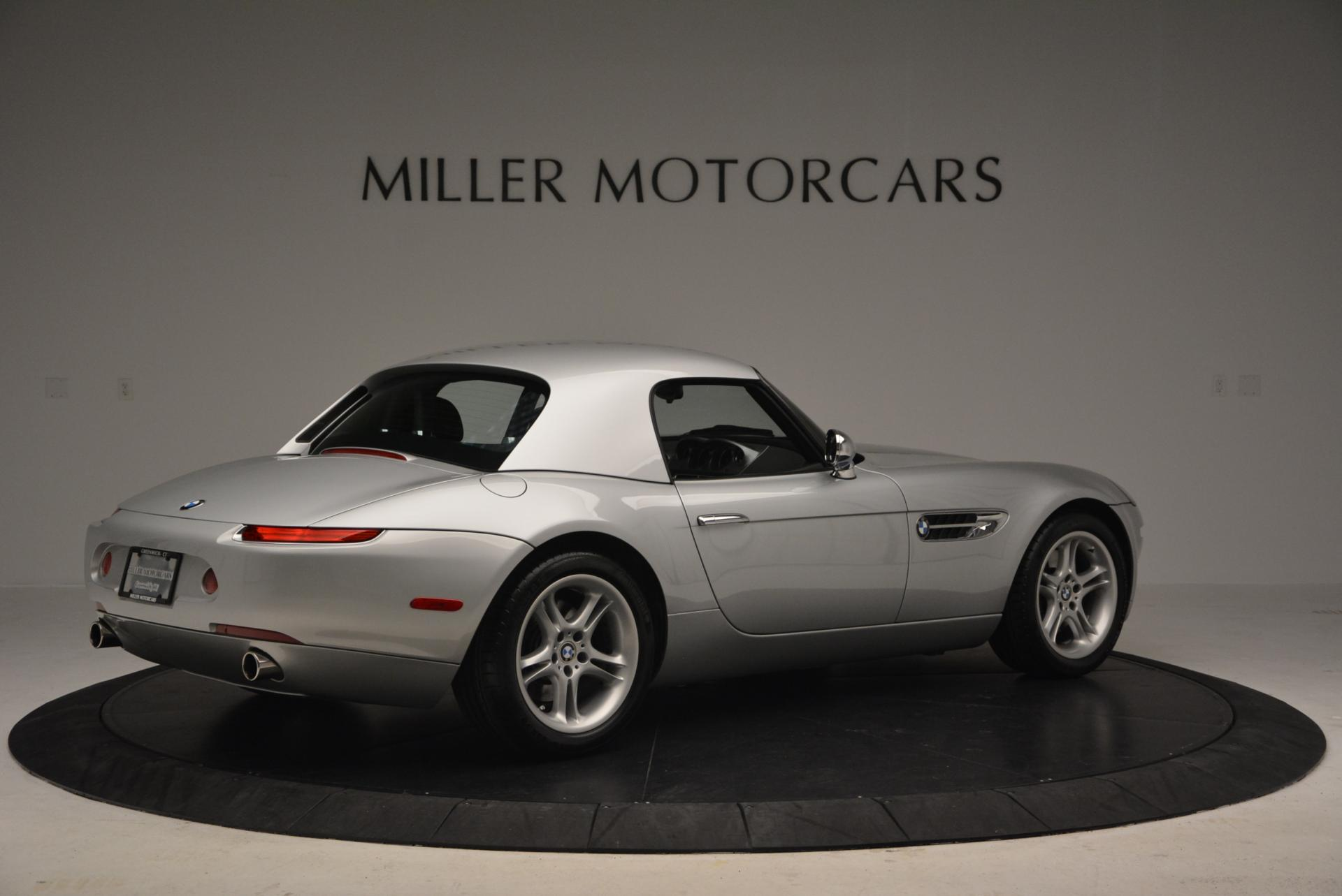 Used 2000 BMW Z8  For Sale In Westport, CT 109_p20