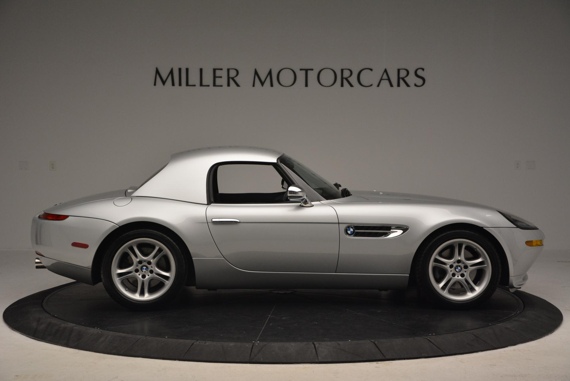 Used 2000 BMW Z8  For Sale In Westport, CT 109_p21