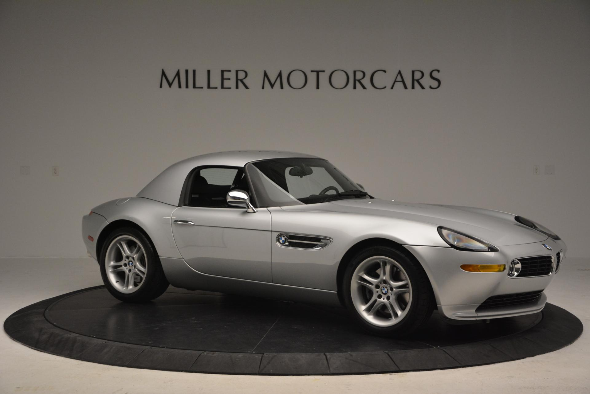 Used 2000 BMW Z8  For Sale In Westport, CT 109_p22