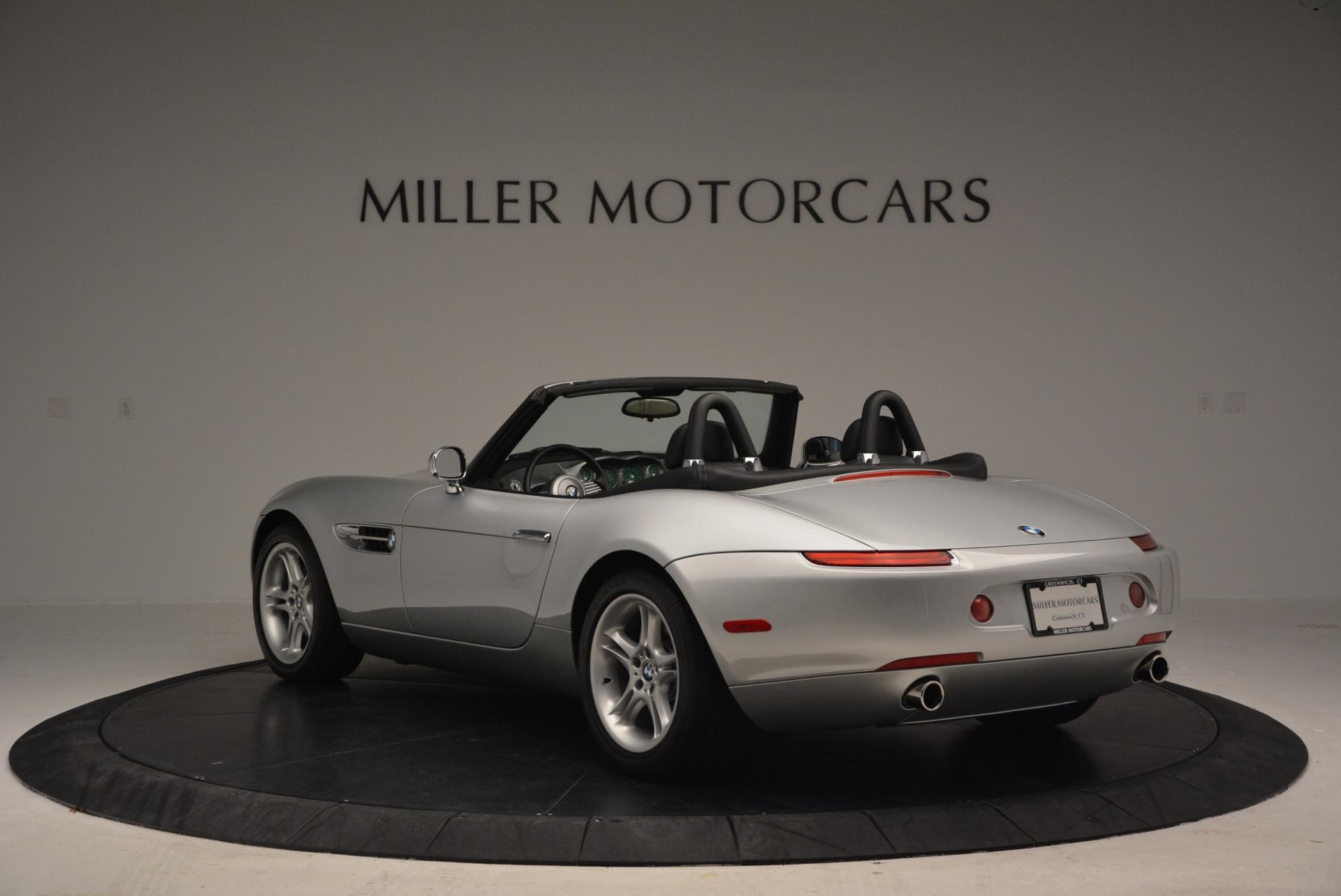 Used 2000 BMW Z8  For Sale In Westport, CT 109_p5