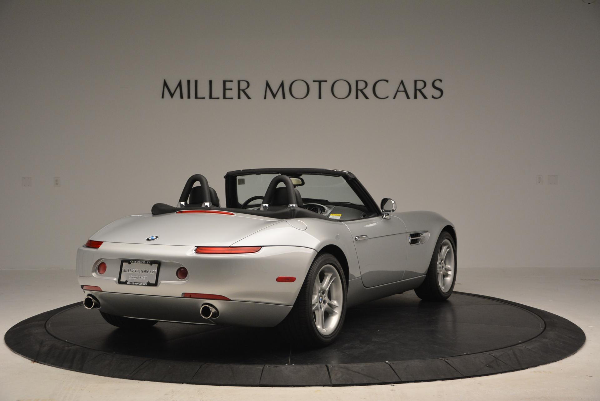 Used 2000 BMW Z8  For Sale In Westport, CT 109_p7